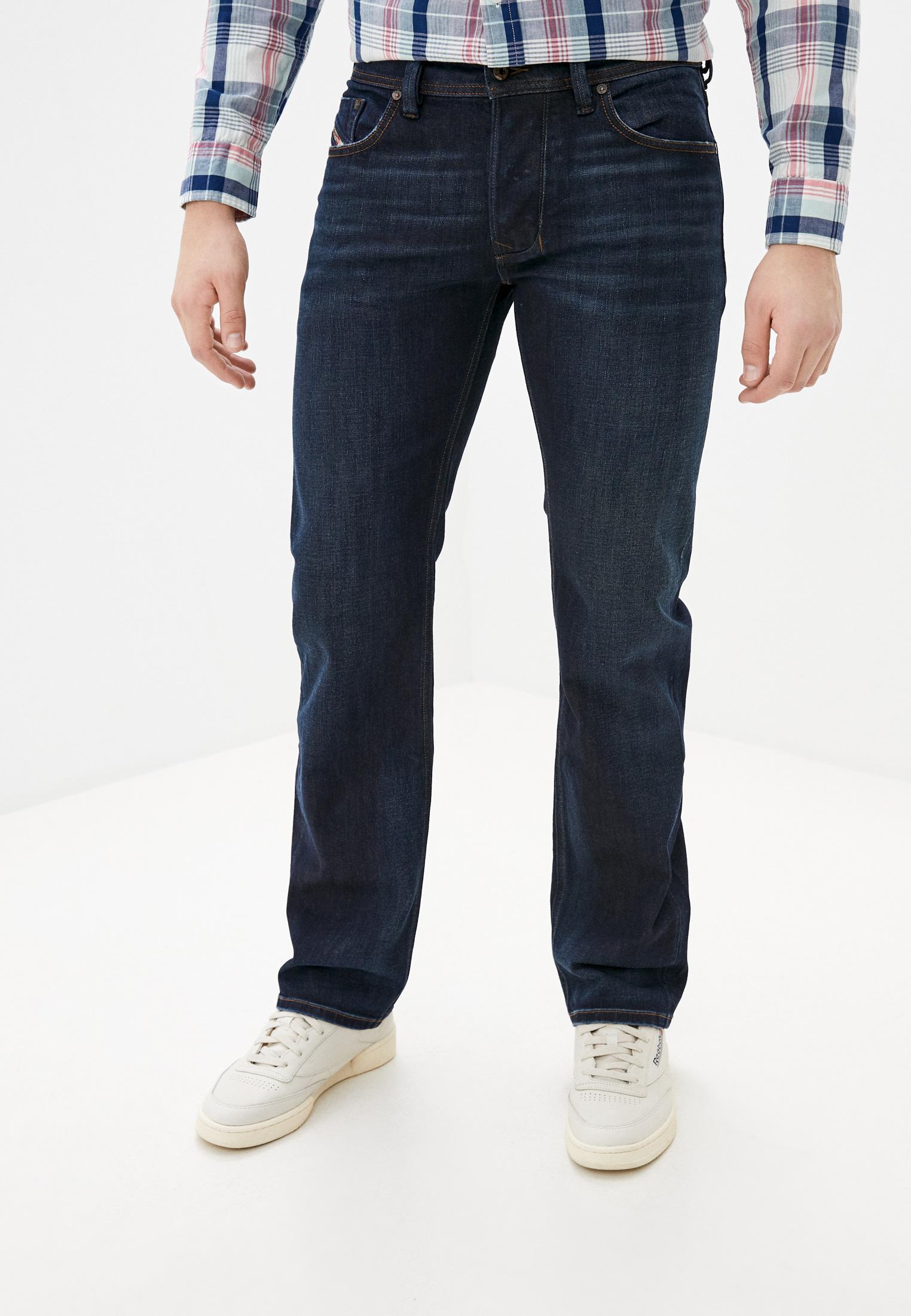 Мужские прямые джинсы Diesel (Дизель) 00C06QC857Z