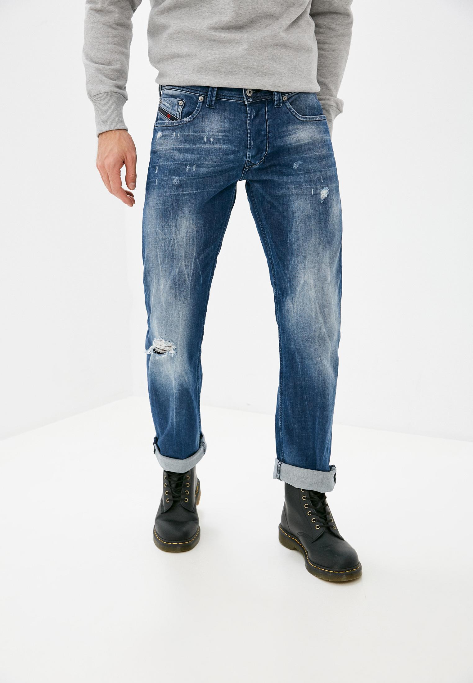 Мужские прямые джинсы Diesel (Дизель) 00C06QRM48X