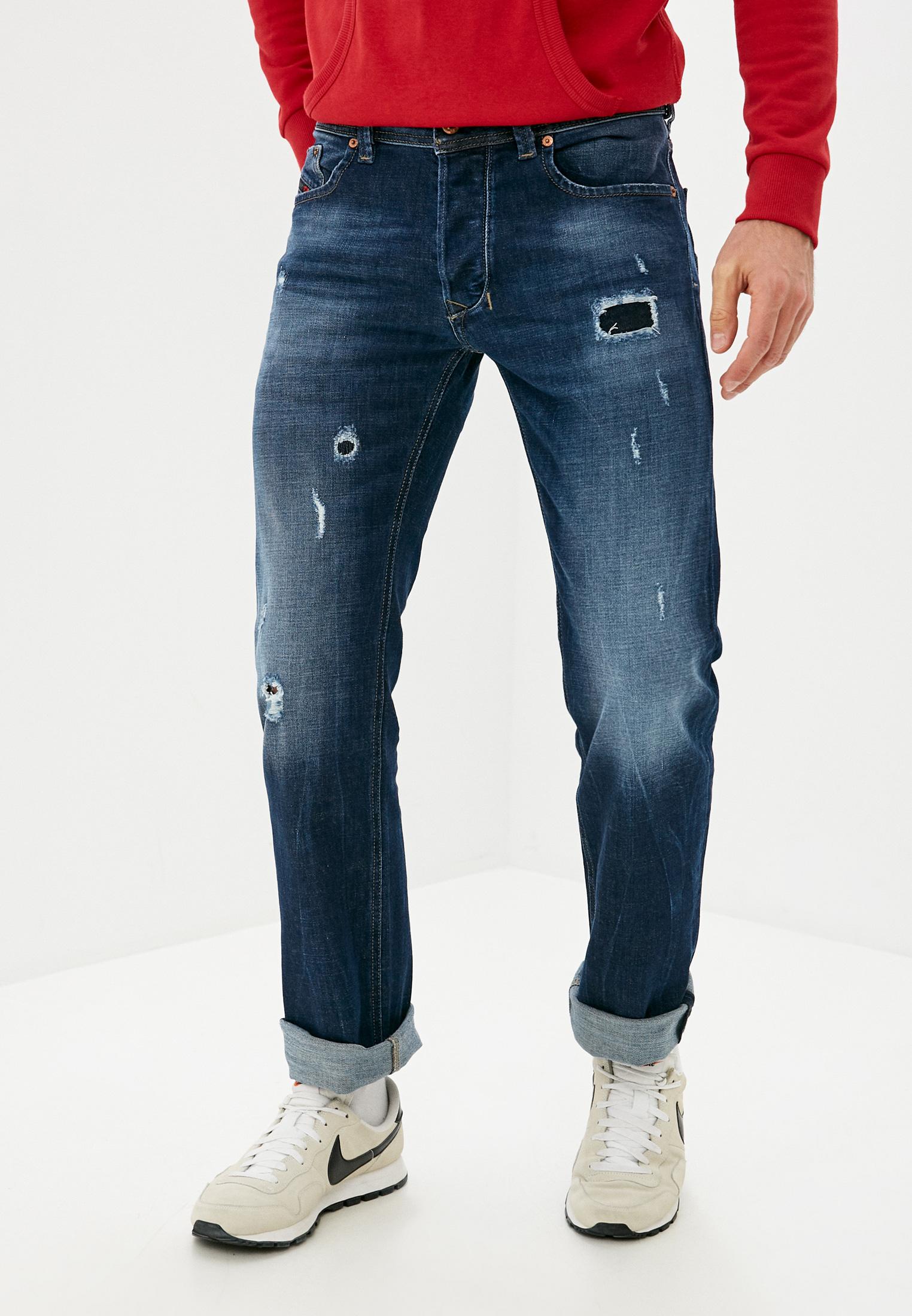 Мужские прямые джинсы Diesel (Дизель) 00C06QRT84Q