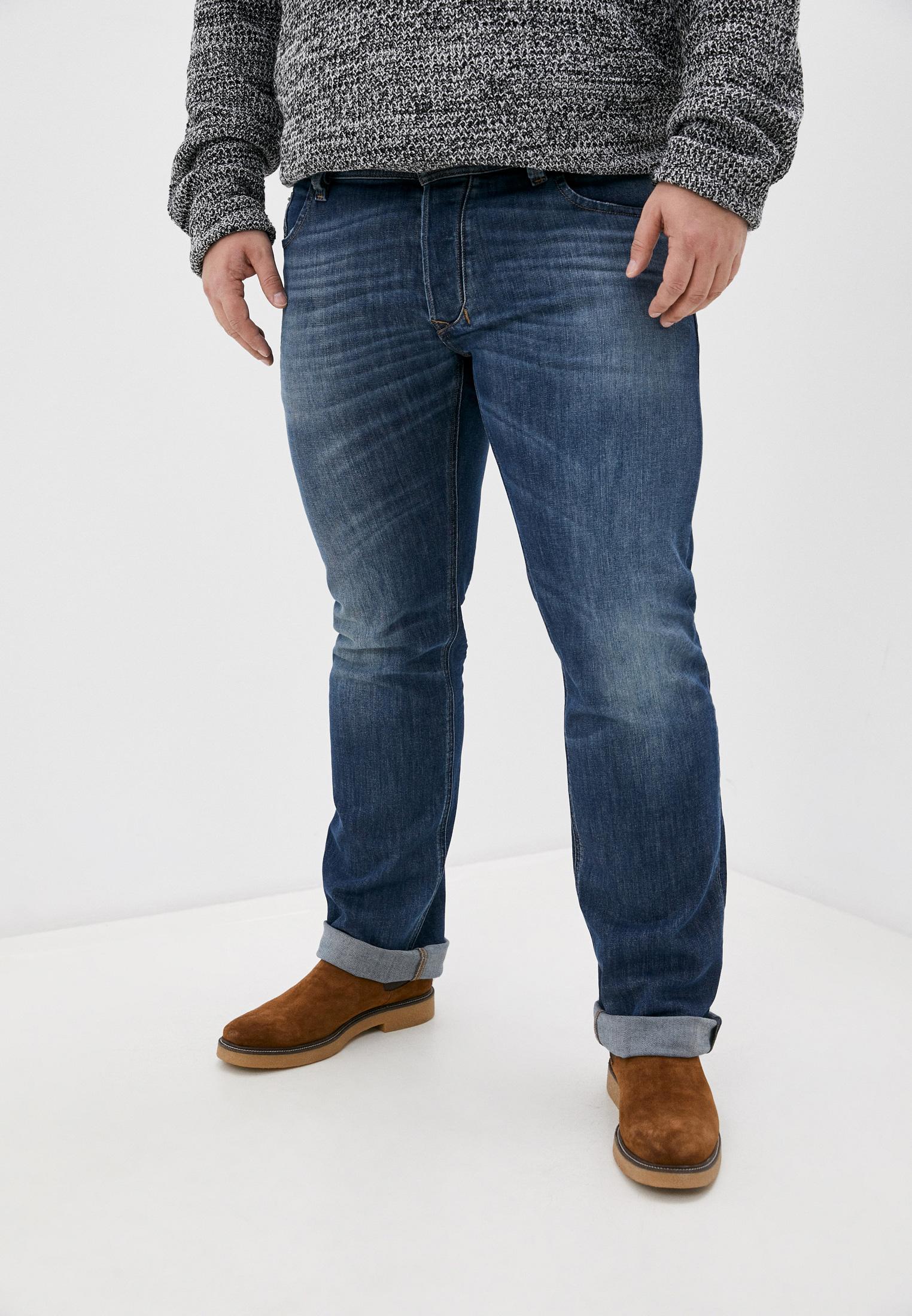 Мужские прямые джинсы Diesel (Дизель) 00C06RC89AR