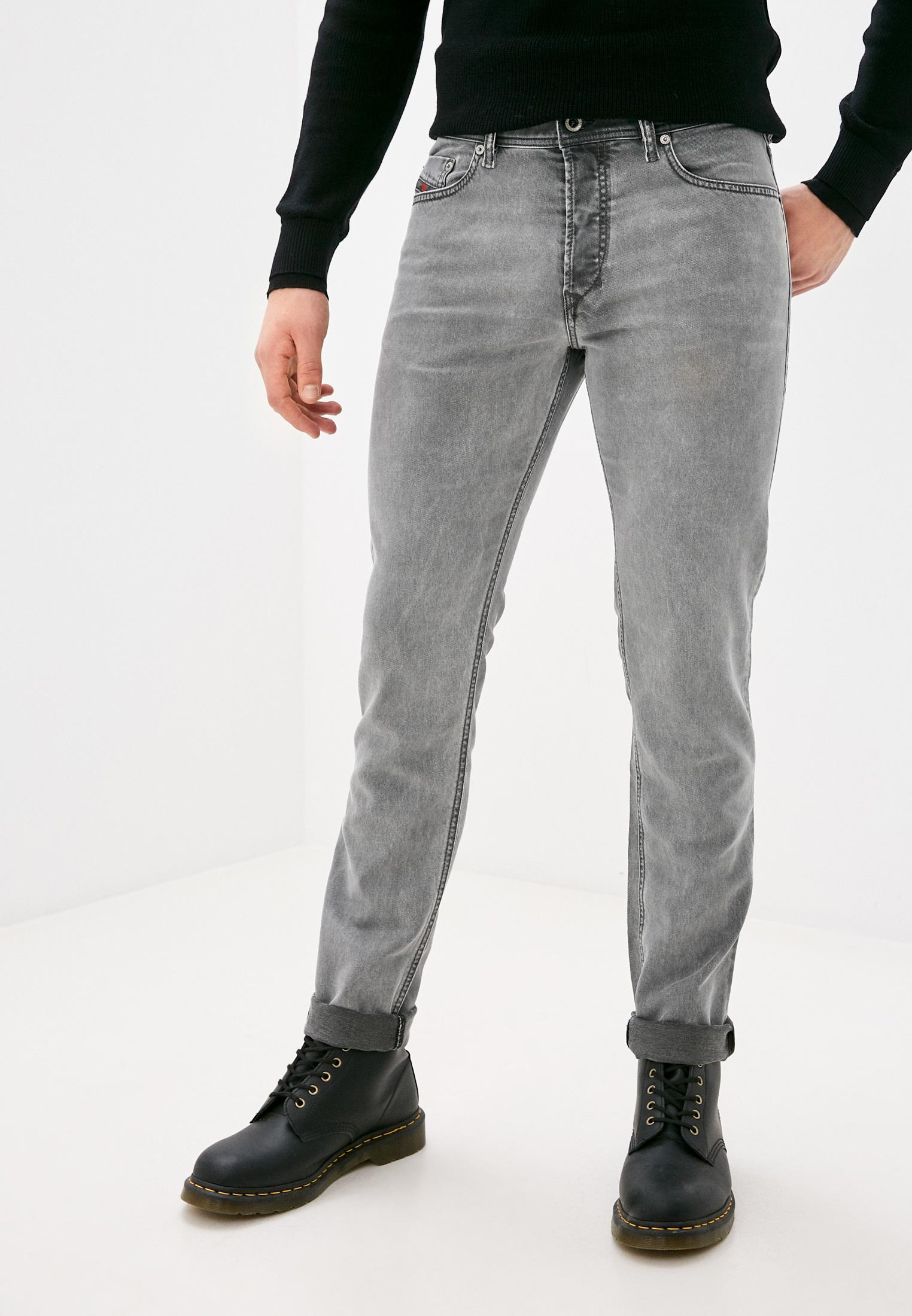 Мужские зауженные джинсы Diesel (Дизель) 00CKRI0682V