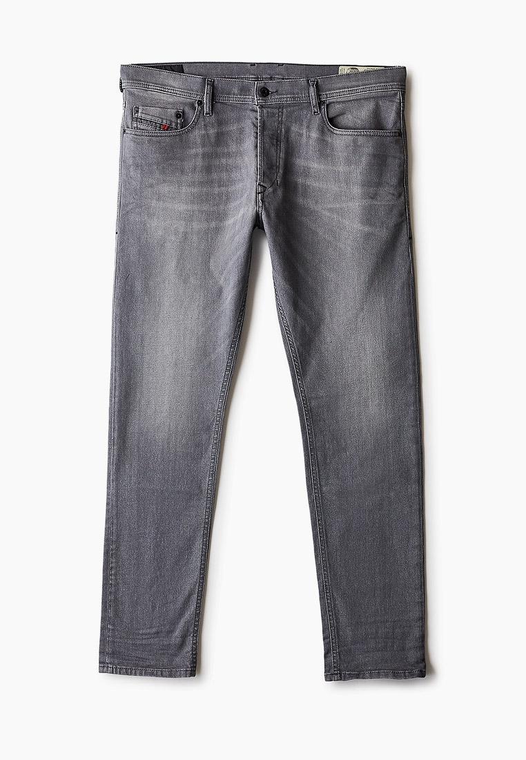 Мужские зауженные джинсы Diesel (Дизель) 00CKRI084HP