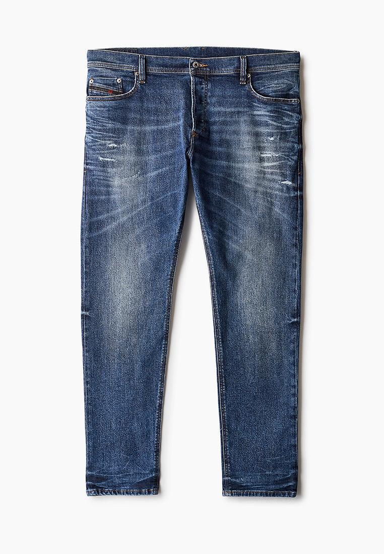 Мужские зауженные джинсы Diesel (Дизель) 00CKRIC84ZX