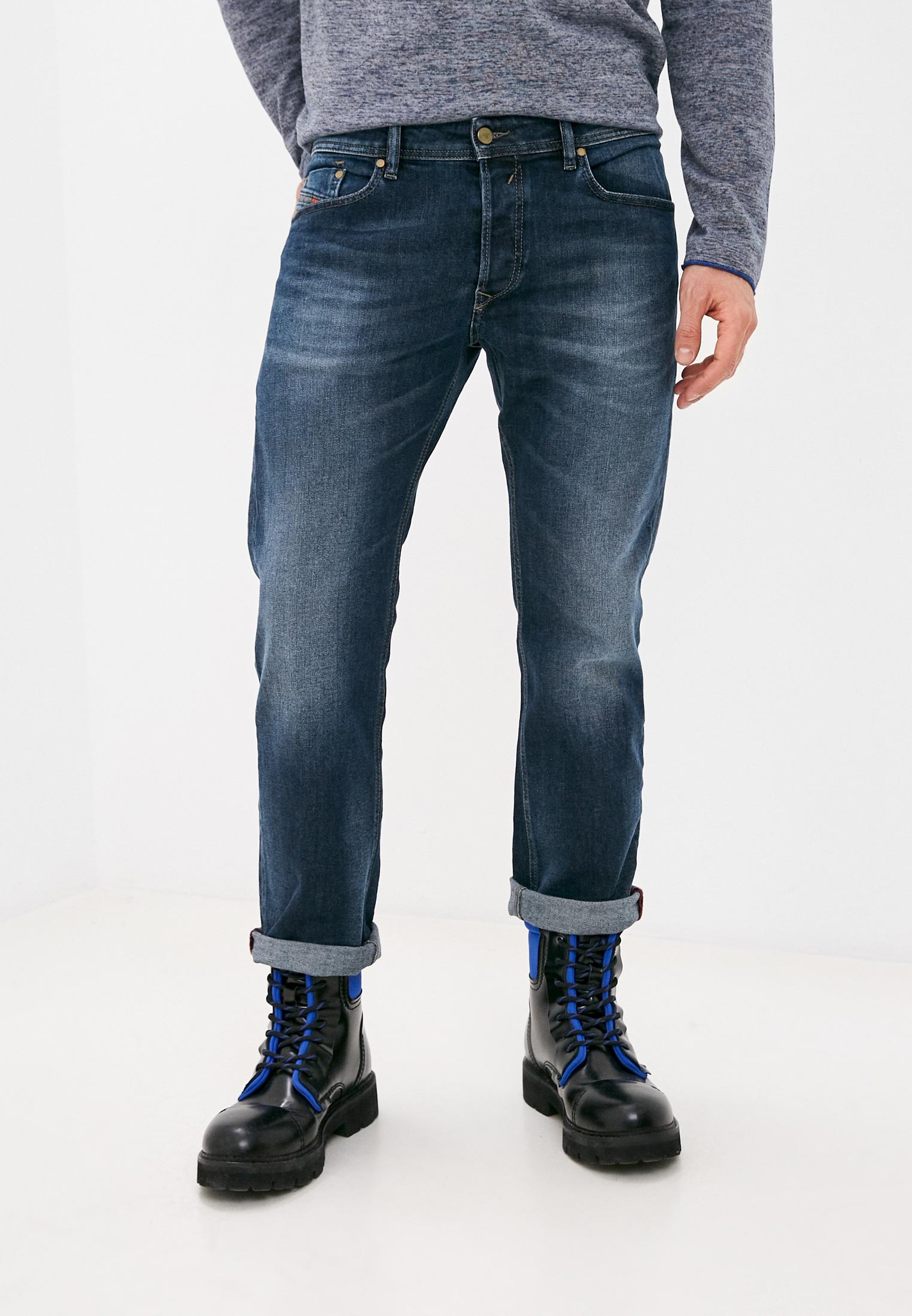 Мужские прямые джинсы Diesel (Дизель) 00S11A084KW