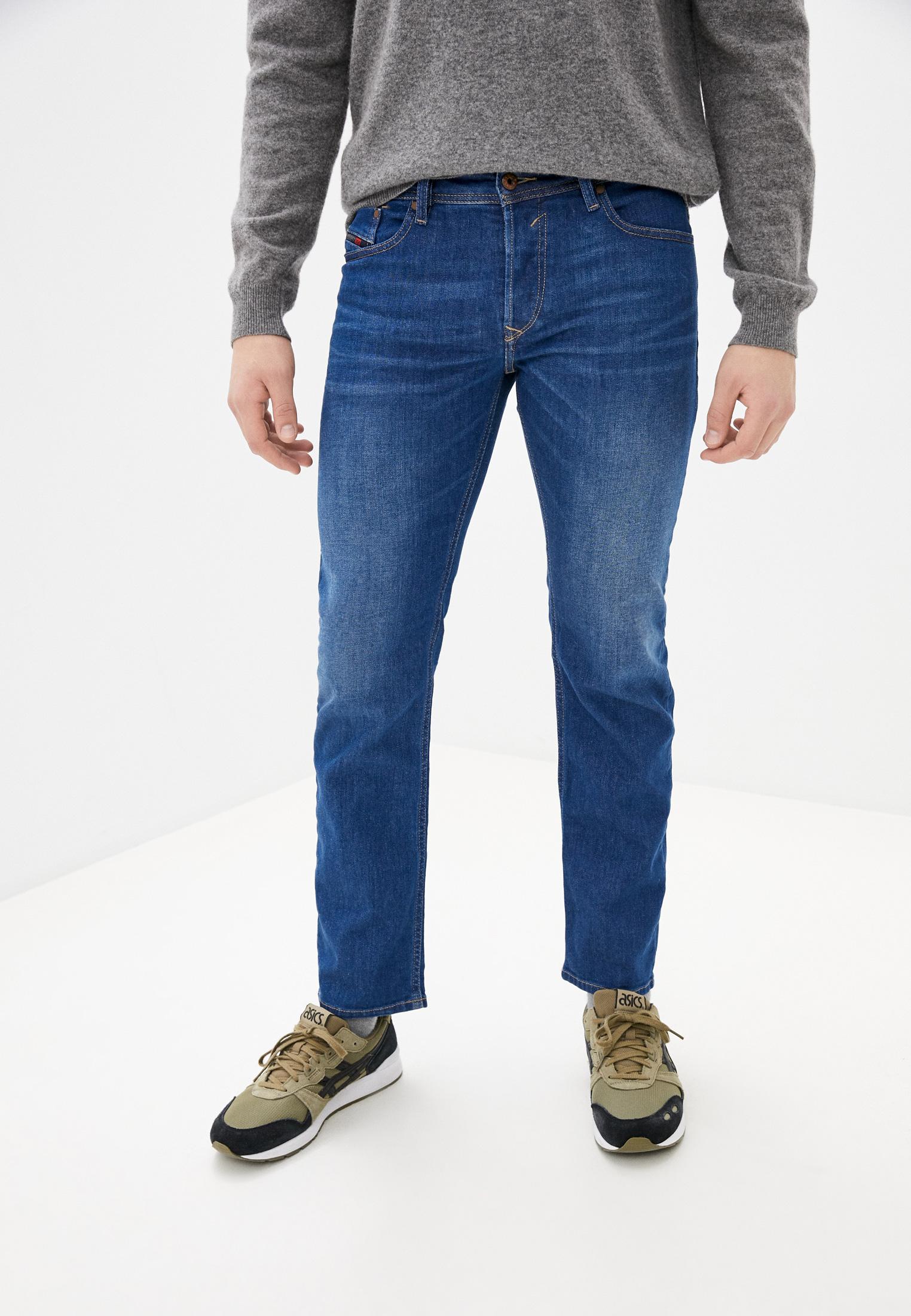 Мужские прямые джинсы Diesel (Дизель) 00S11B084RM