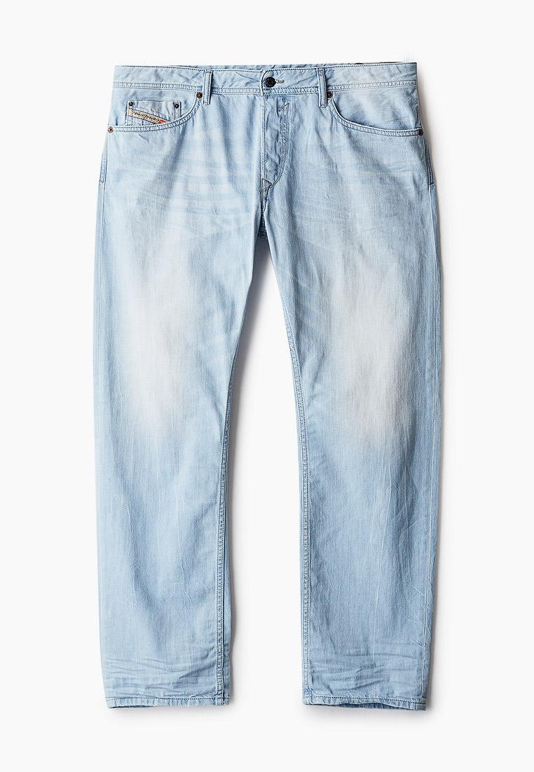 Мужские прямые джинсы Diesel (Дизель) 00S11B0852I