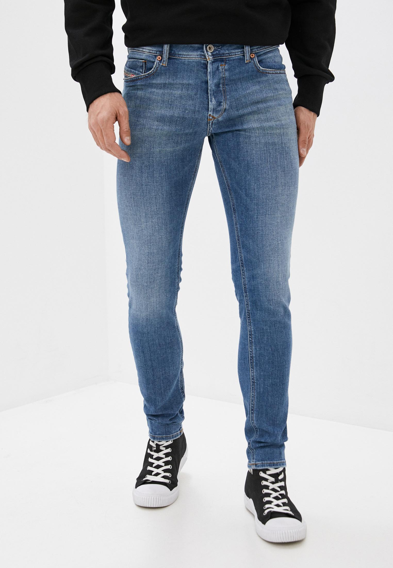 Мужские зауженные джинсы Diesel (Дизель) 00S7VG086AP