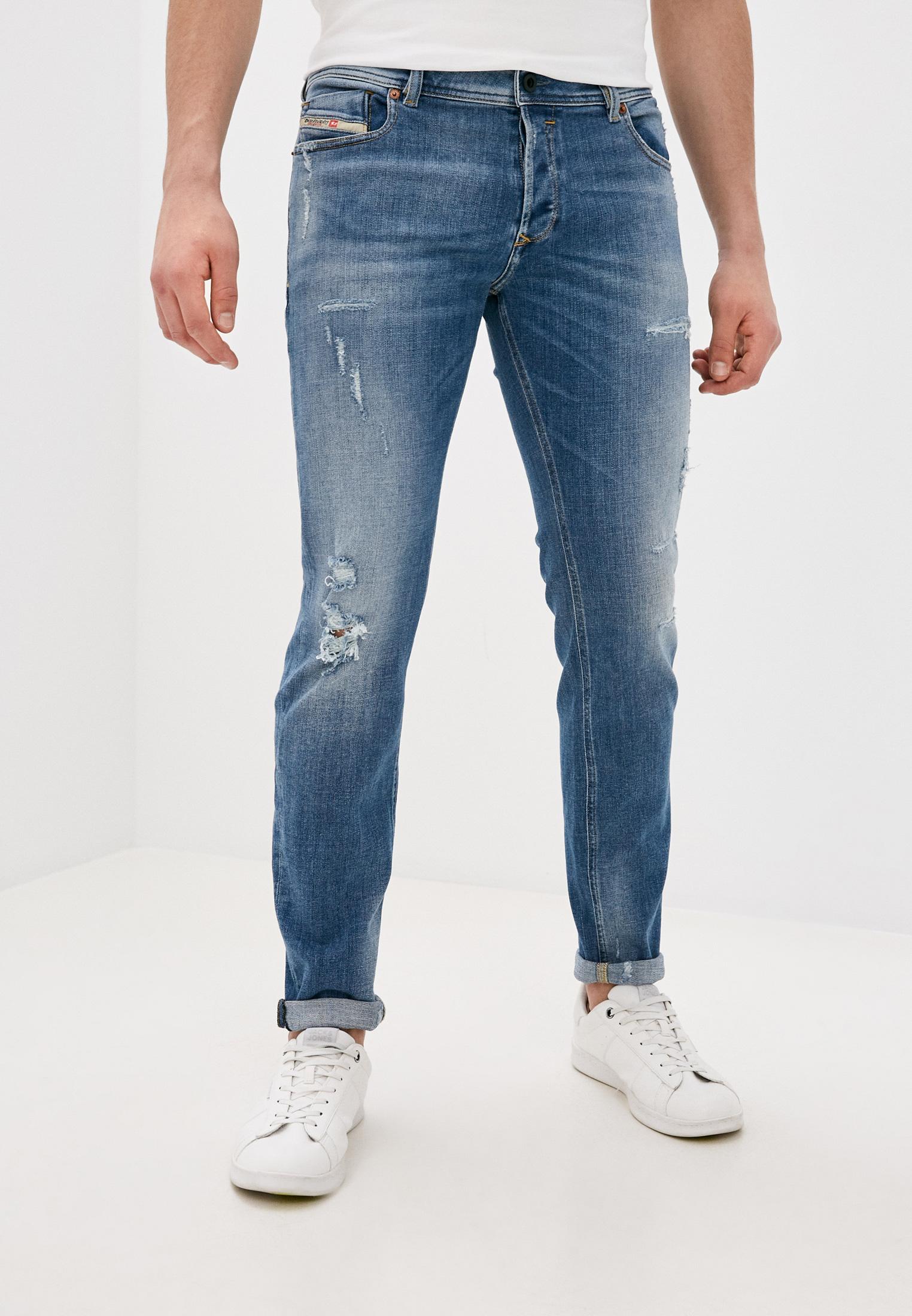Зауженные джинсы Diesel (Дизель) 00S7VG086AT