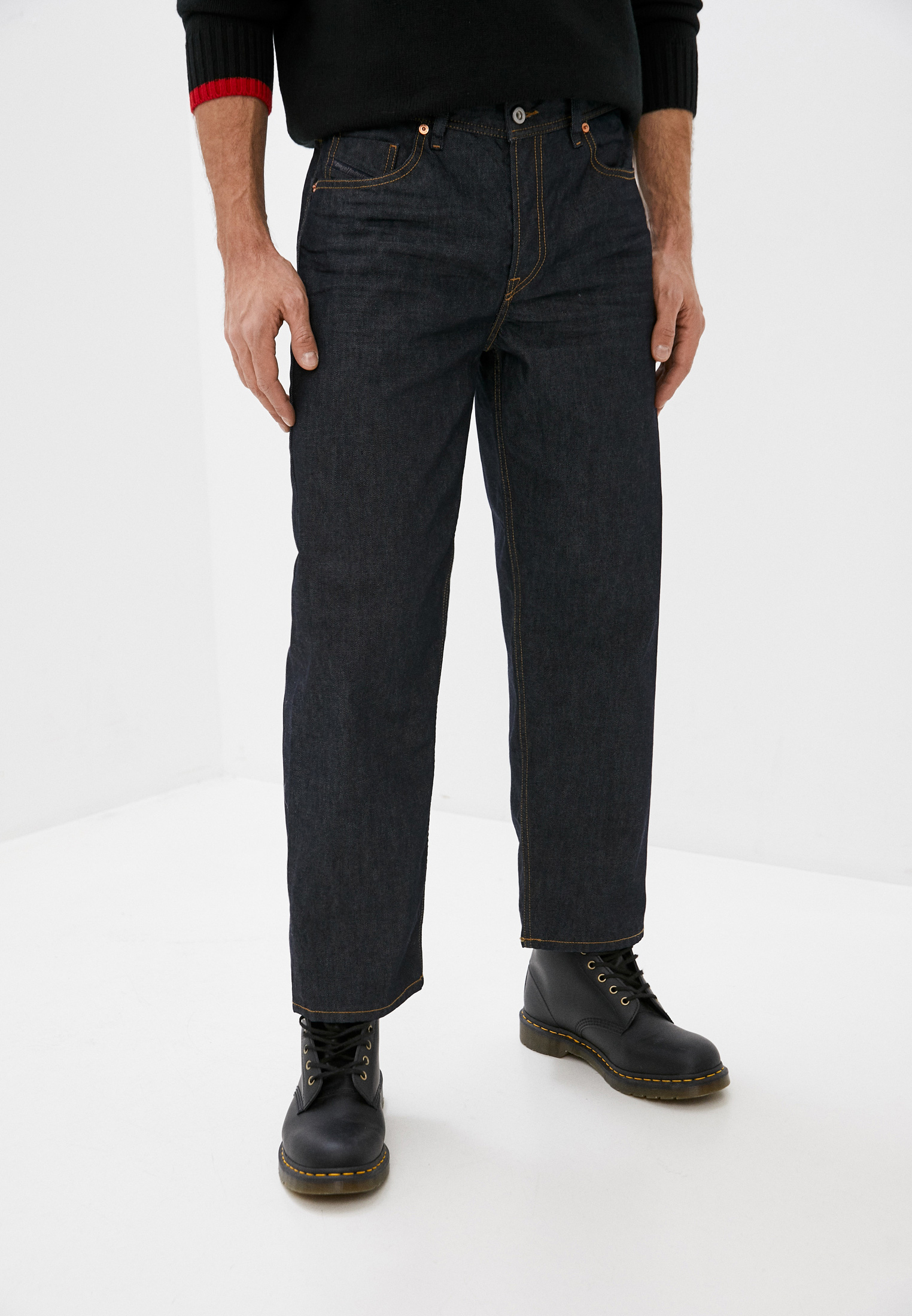 Мужские прямые джинсы Diesel (Дизель) 00SD5V0088Z