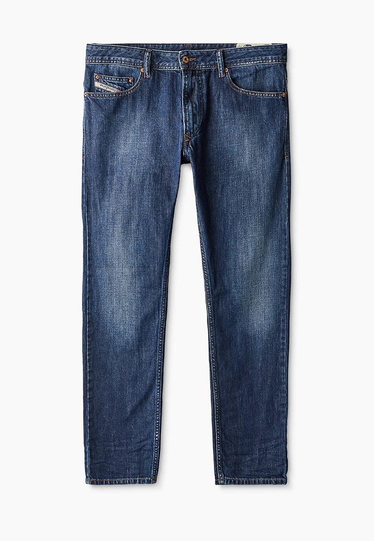 Мужские зауженные джинсы Diesel (Дизель) 00SECFR55L8