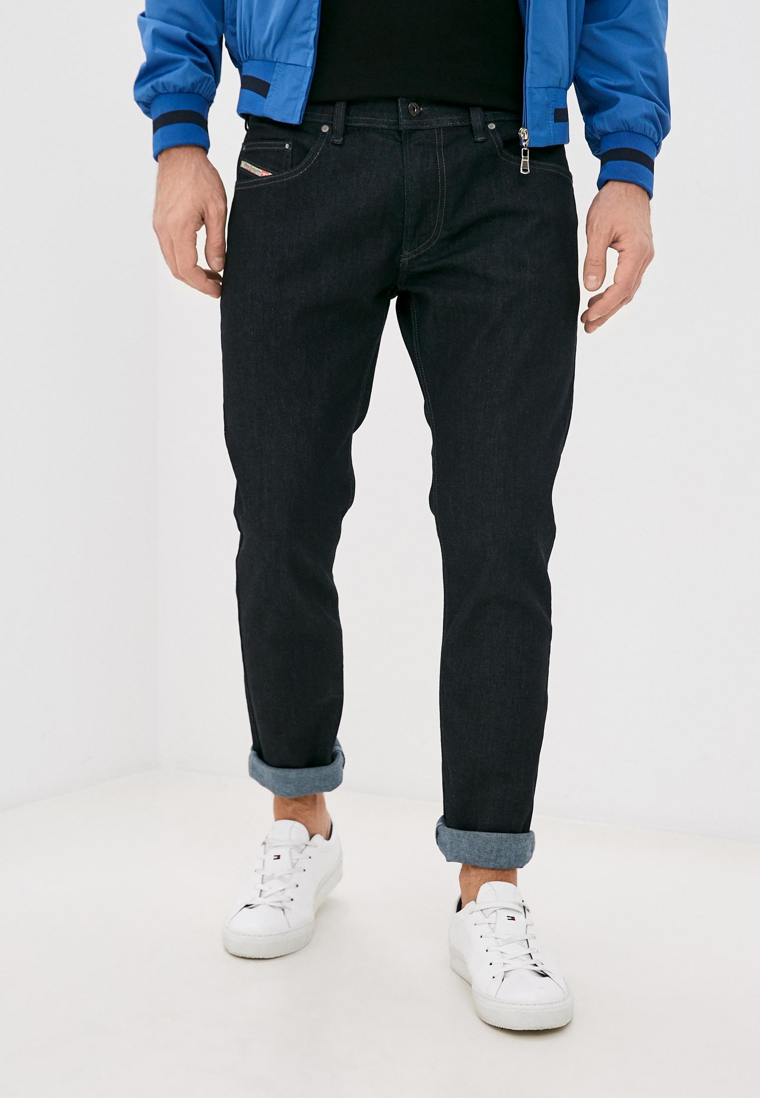 Мужские зауженные джинсы Diesel (Дизель) 00SECFR607A