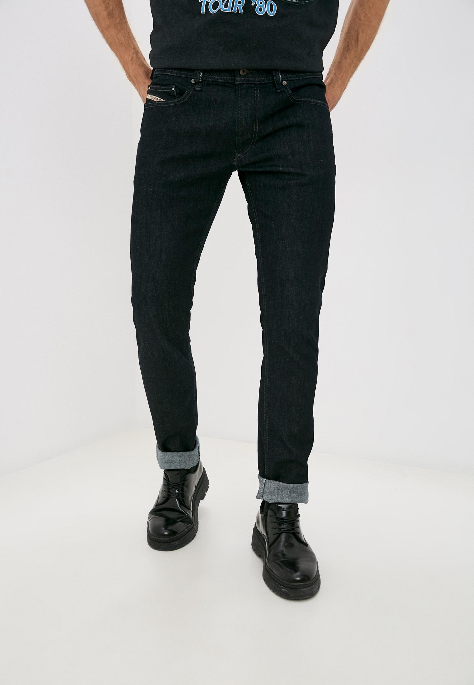 Мужские прямые джинсы Diesel (Дизель) 00SECHR607A