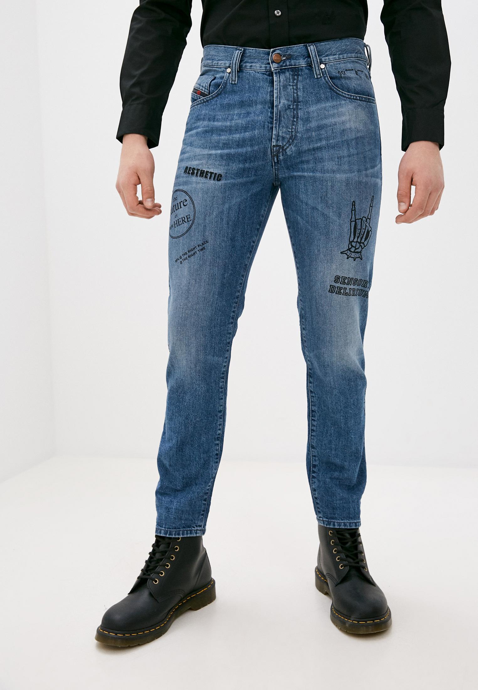 Мужские прямые джинсы Diesel (Дизель) 00SH3Q0094D