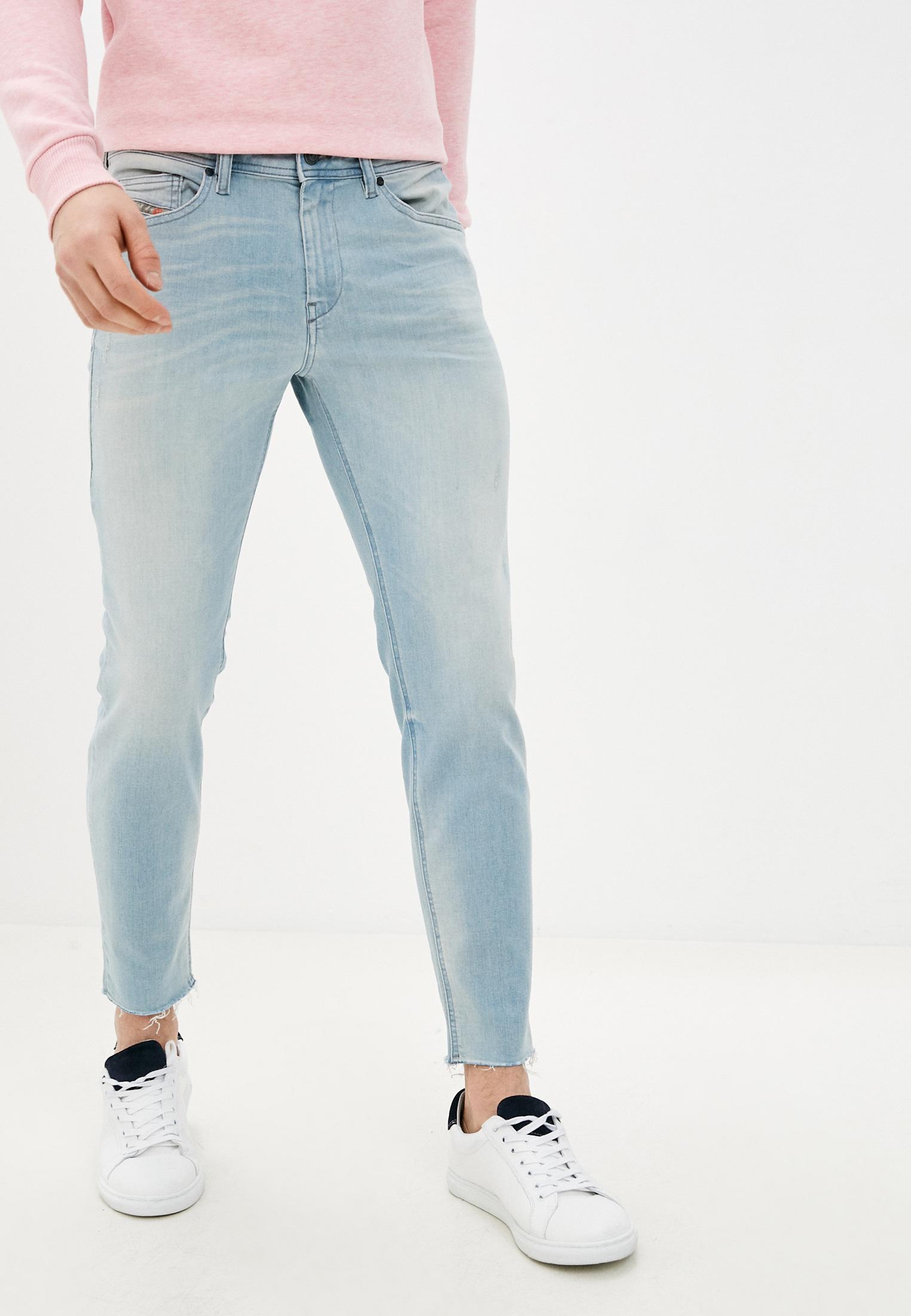 Мужские зауженные джинсы Diesel (Дизель) 00SIV5084EC