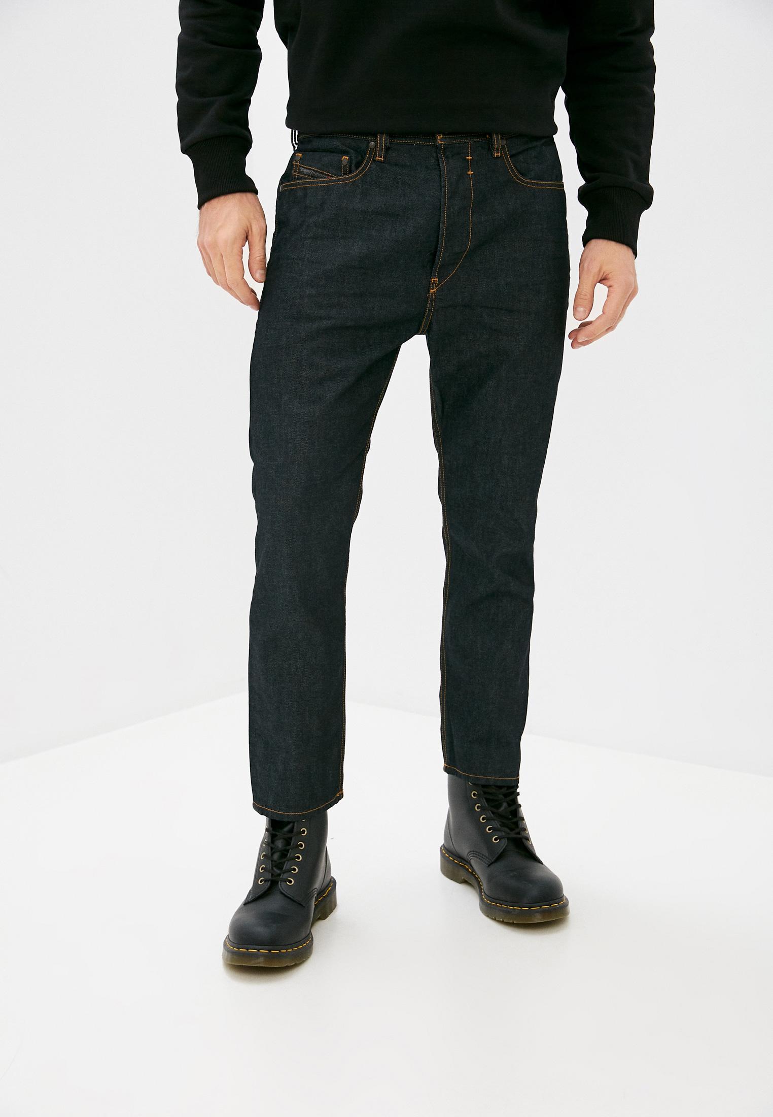 Мужские прямые джинсы Diesel (Дизель) 00SKLVR8E50