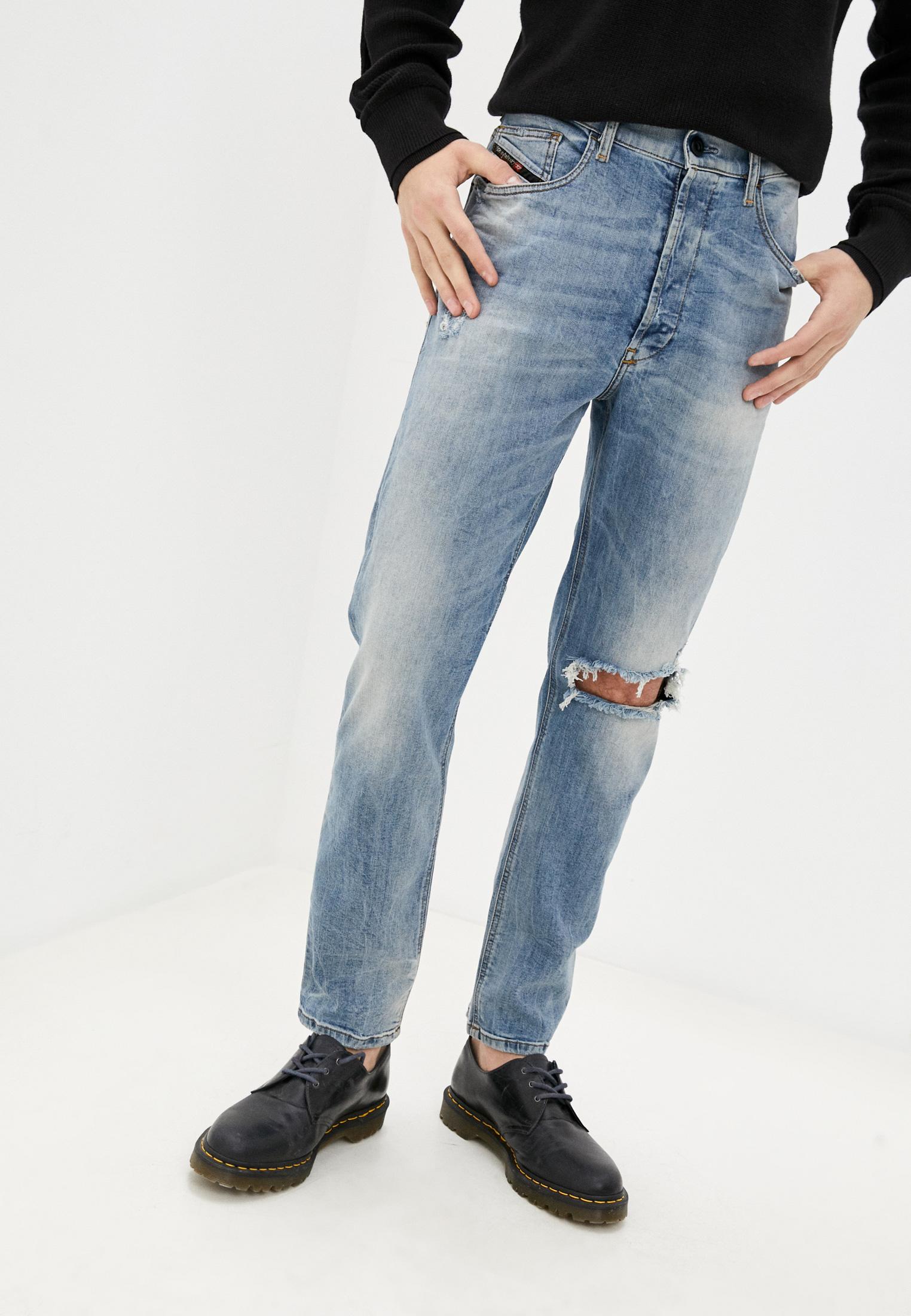 Зауженные джинсы Diesel (Дизель) 00SQLZ087AV