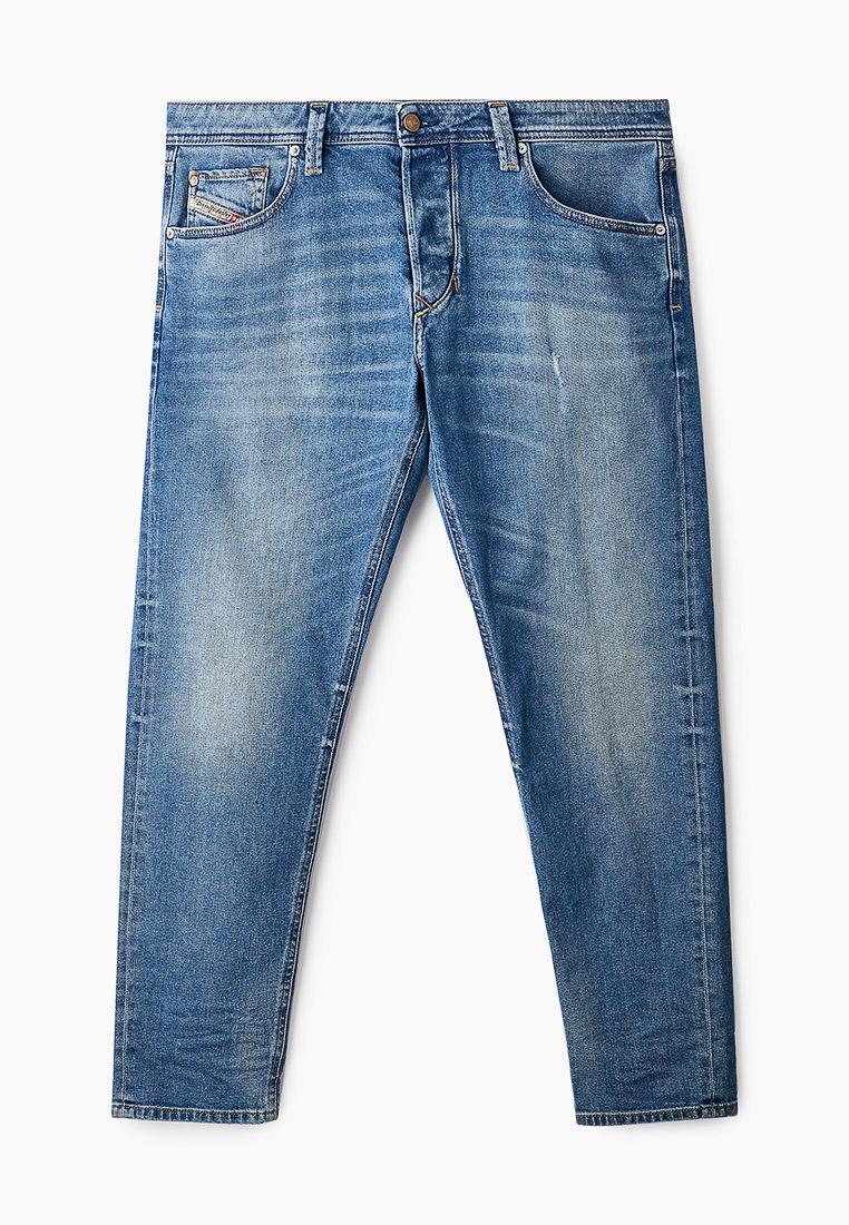 Мужские зауженные джинсы Diesel (Дизель) 00SU1X089AW