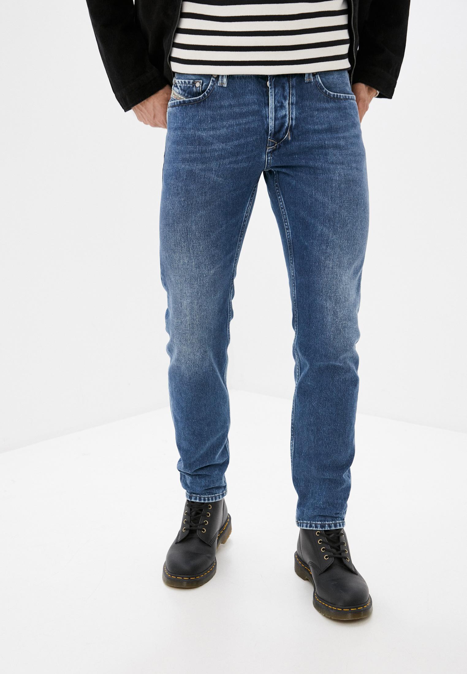 Мужские зауженные джинсы Diesel (Дизель) 00SU1XRF84E