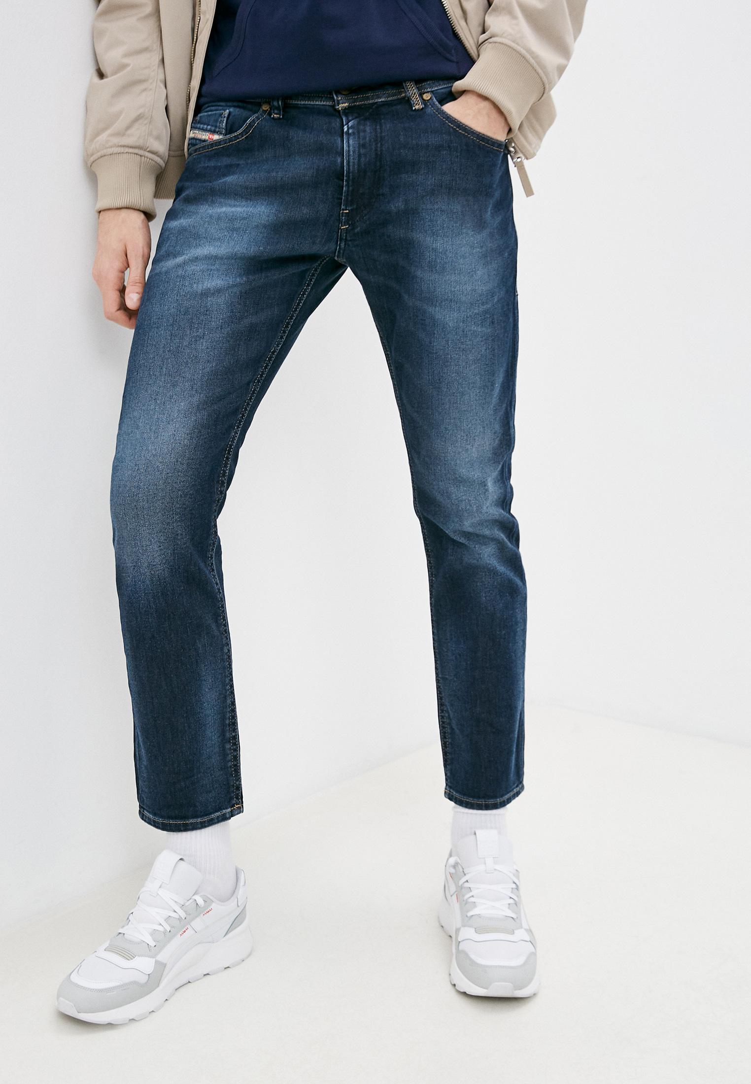 Мужские зауженные джинсы Diesel (Дизель) 00SW1P084KW