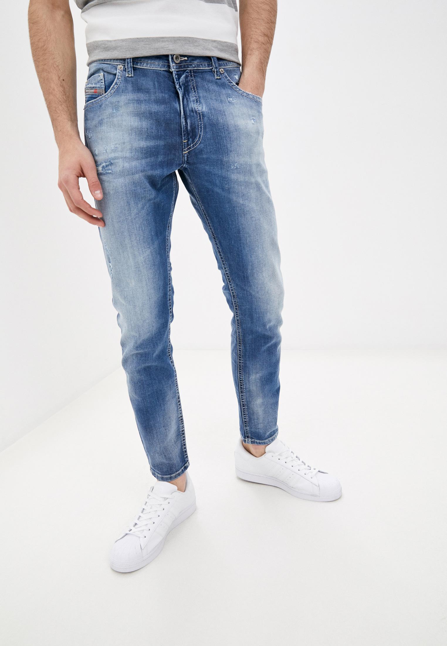 Мужские зауженные джинсы Diesel (Дизель) 00SW1P084QP