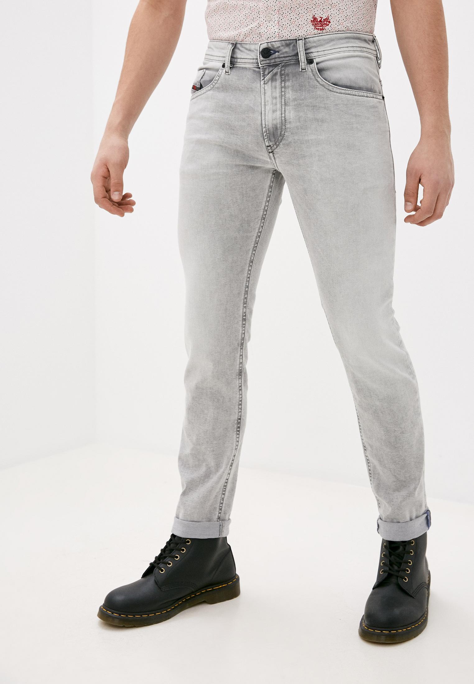 Мужские зауженные джинсы Diesel (Дизель) 00SW1Q0684I