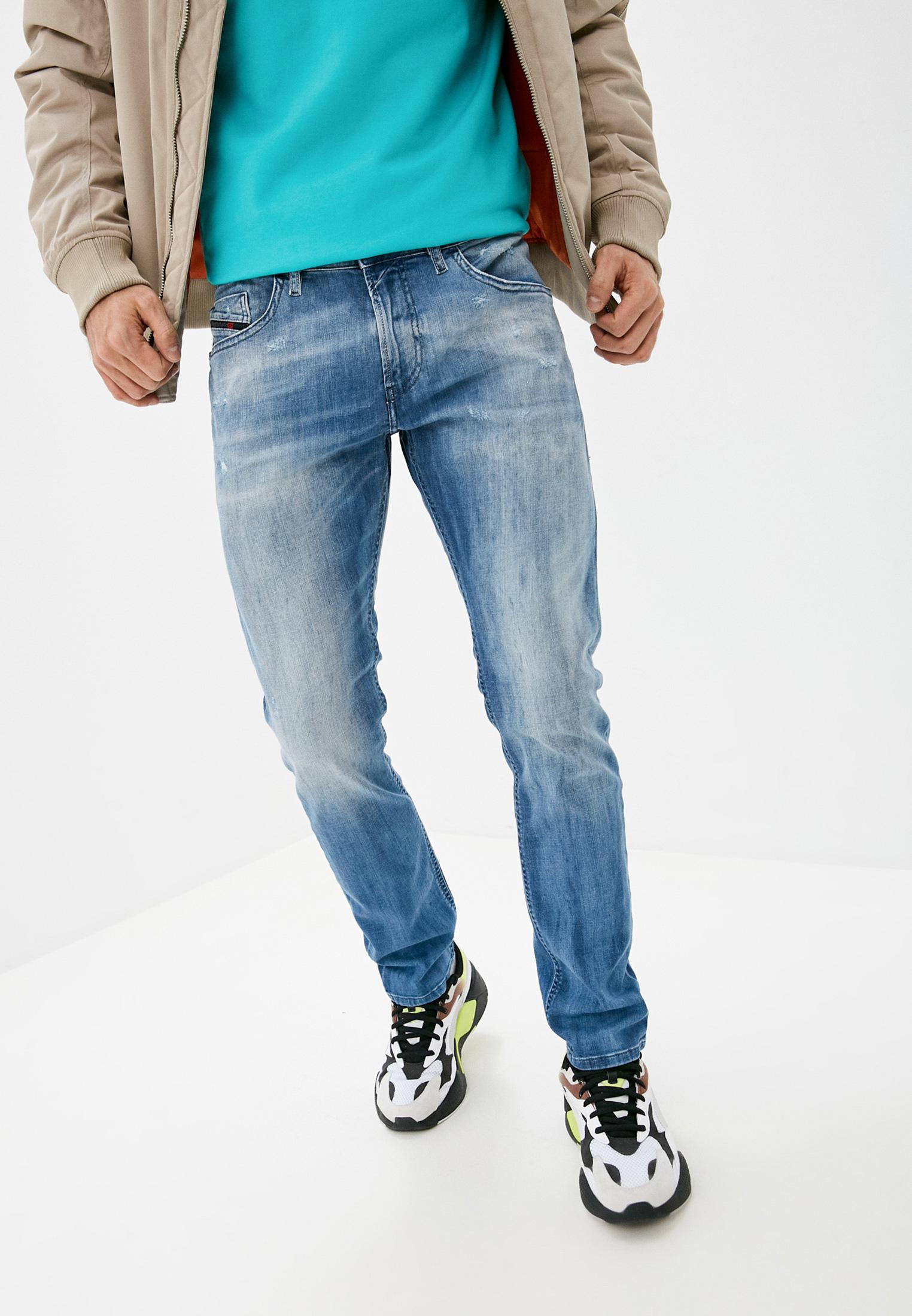 Мужские зауженные джинсы Diesel (Дизель) 00SW1Q081AS