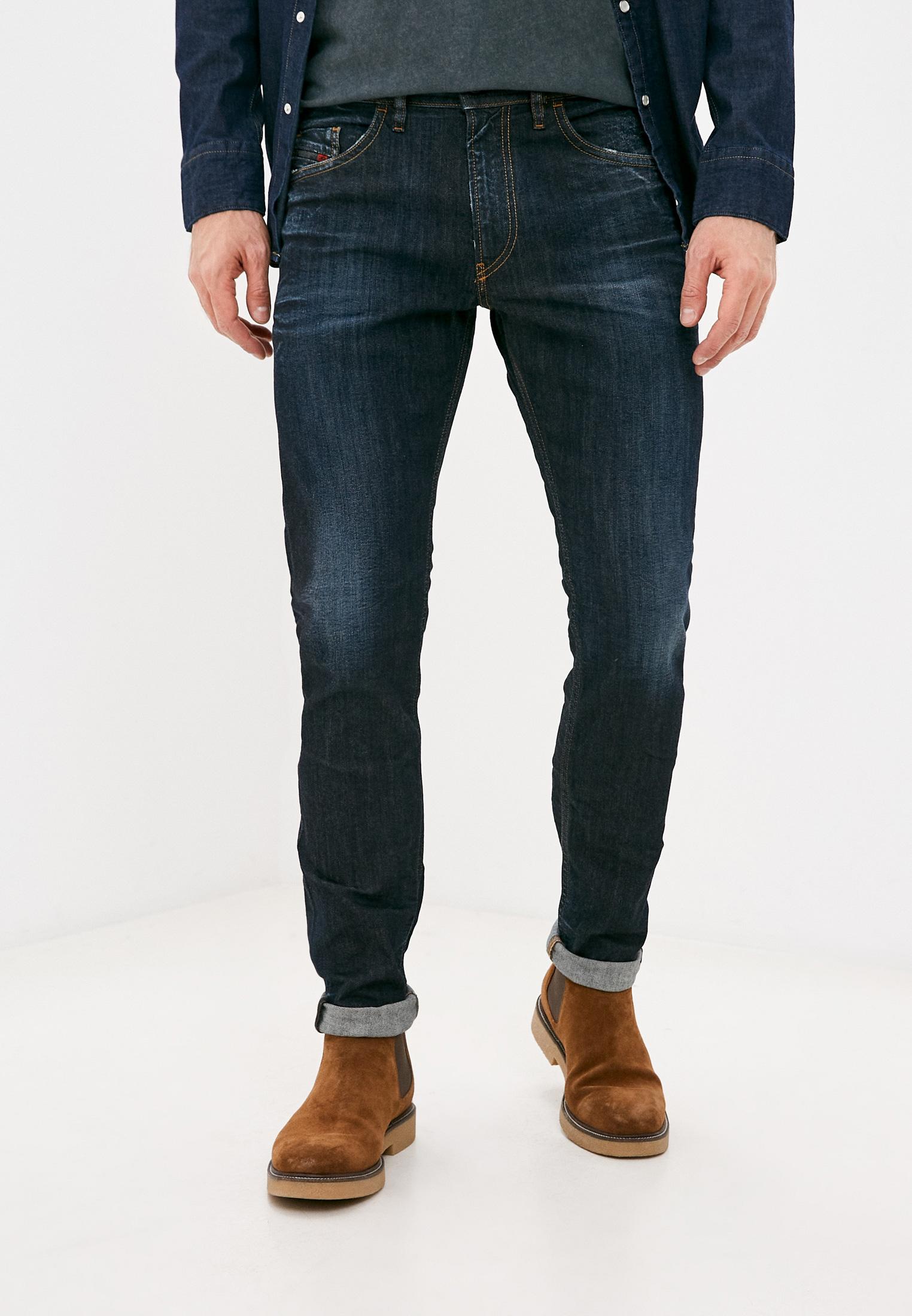 Мужские зауженные джинсы Diesel (Дизель) 00SW1Q081AT