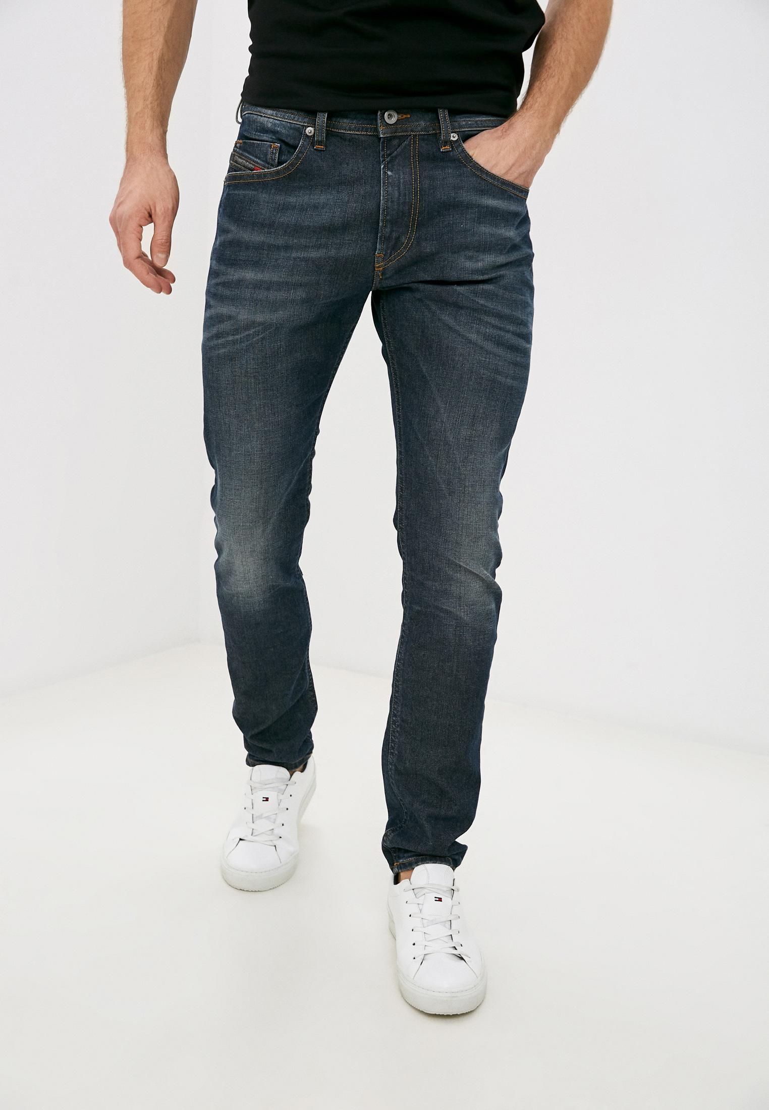 Мужские зауженные джинсы Diesel (Дизель) 00SW1Q084ZU