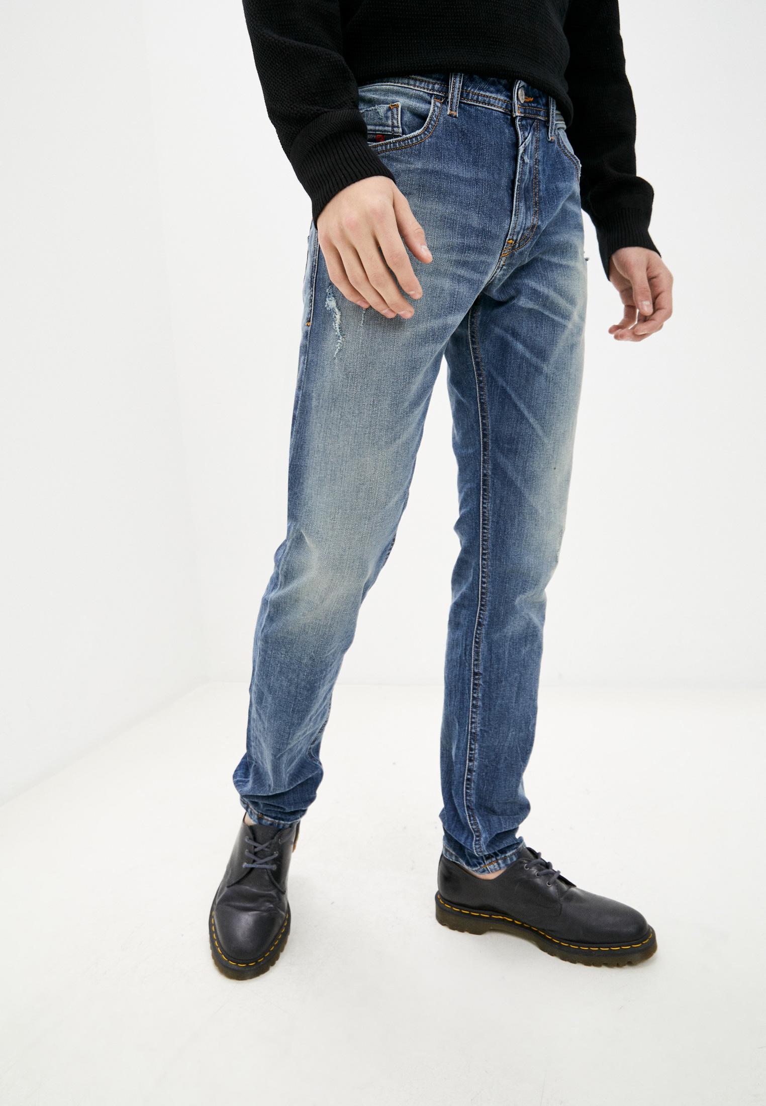 Мужские зауженные джинсы Diesel (Дизель) 00SW1R069DZ