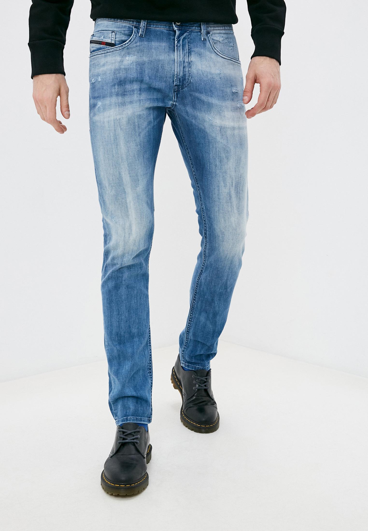 Мужские зауженные джинсы Diesel (Дизель) 00SW1R081AS