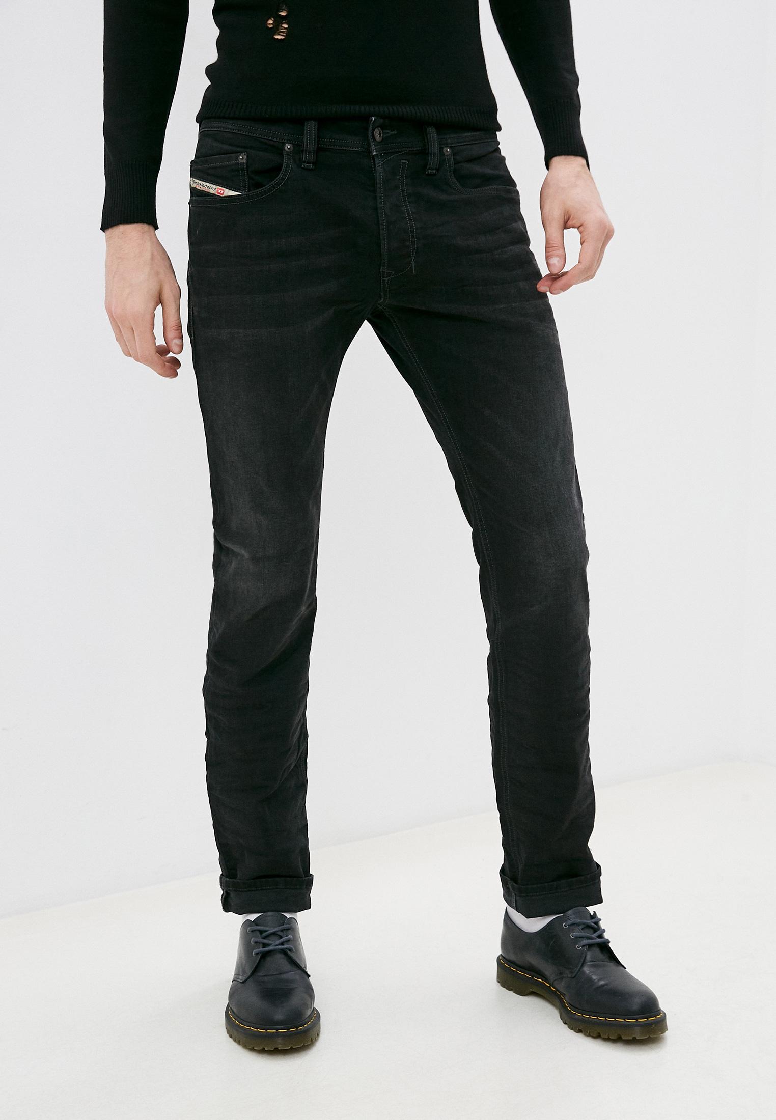 Мужские прямые джинсы Diesel (Дизель) 00SYJXR06C7