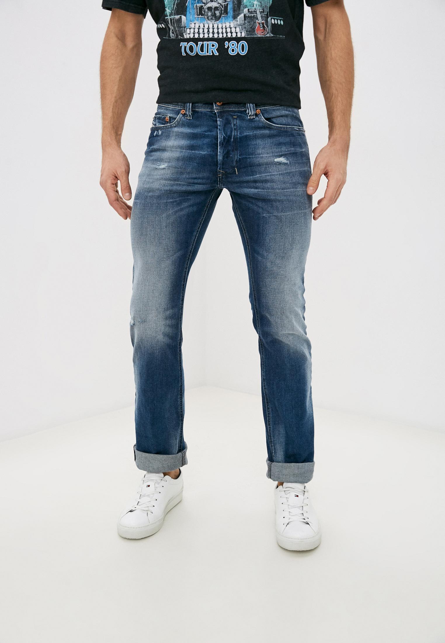 Мужские прямые джинсы Diesel (Дизель) 00SYJXR248D
