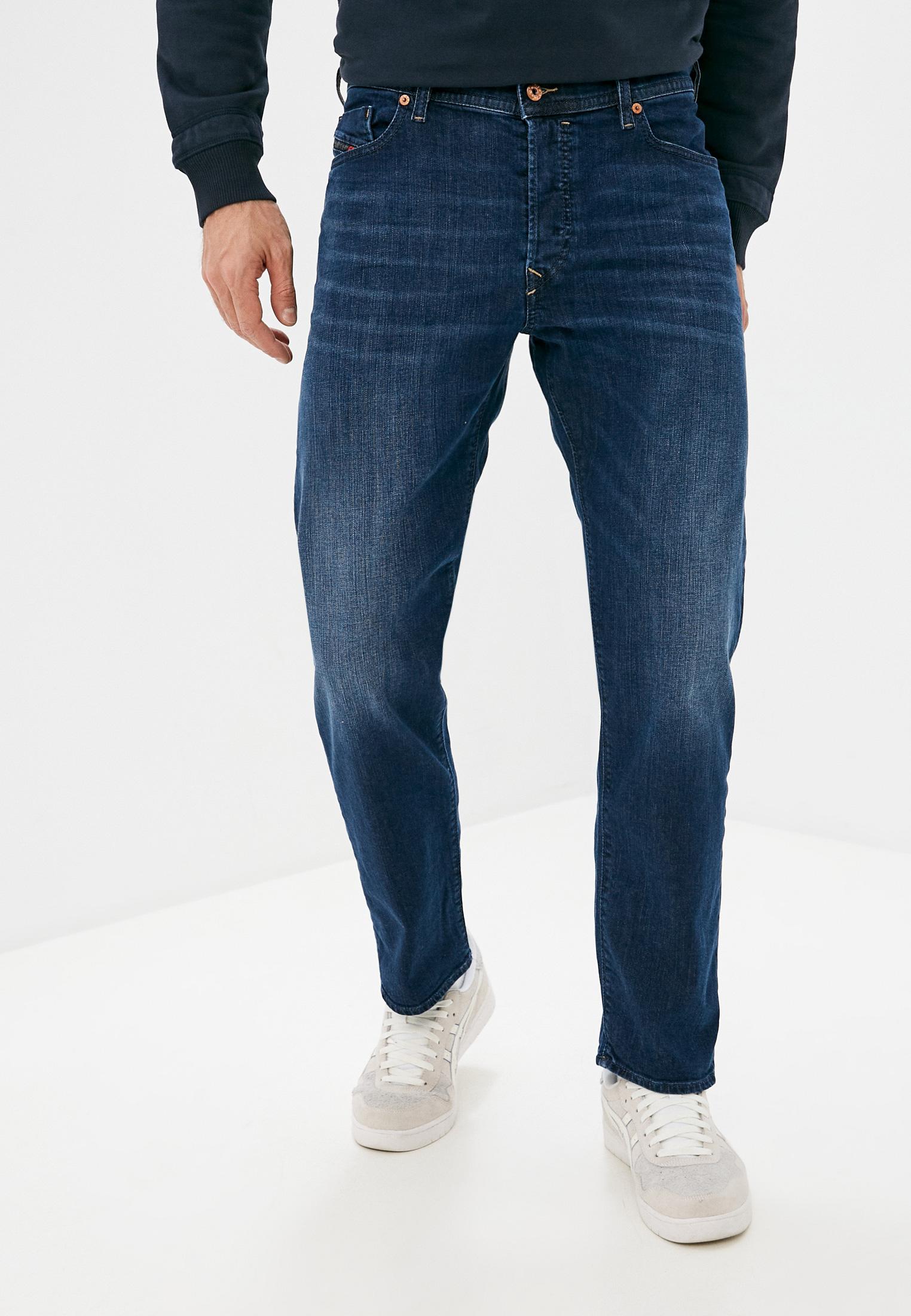 Мужские прямые джинсы Diesel (Дизель) 00SZ3I084NR