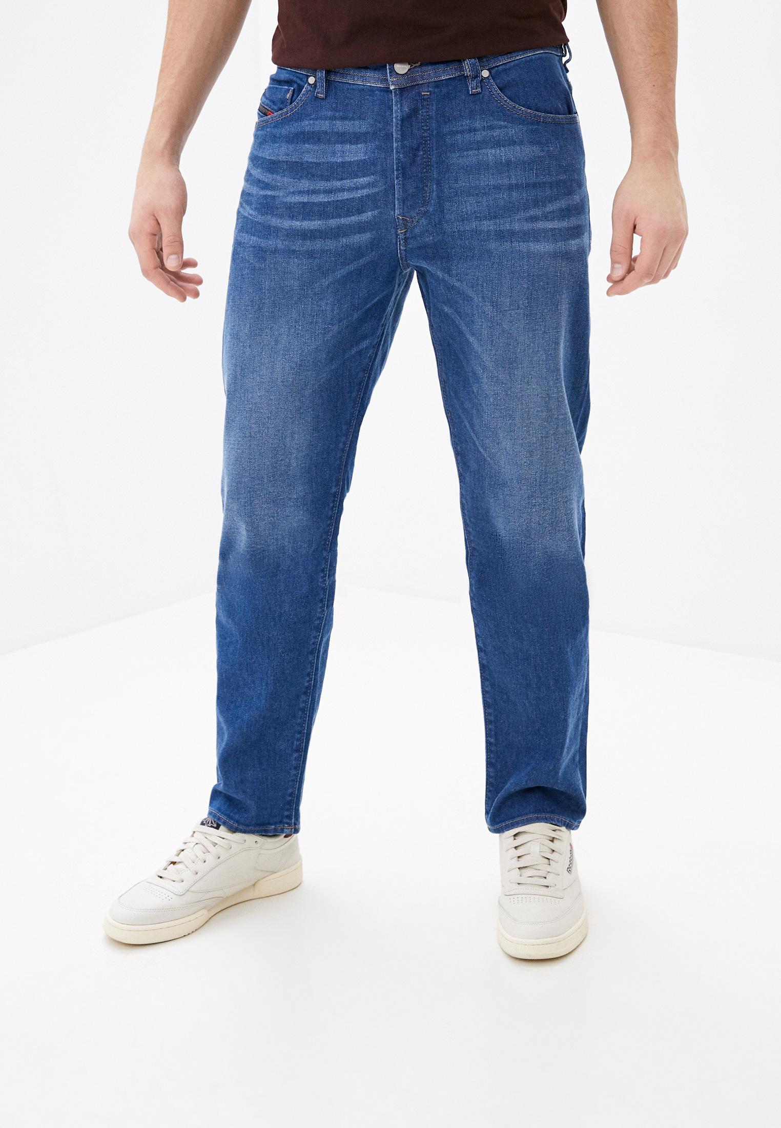 Мужские прямые джинсы Diesel (Дизель) Джинсы Diesel