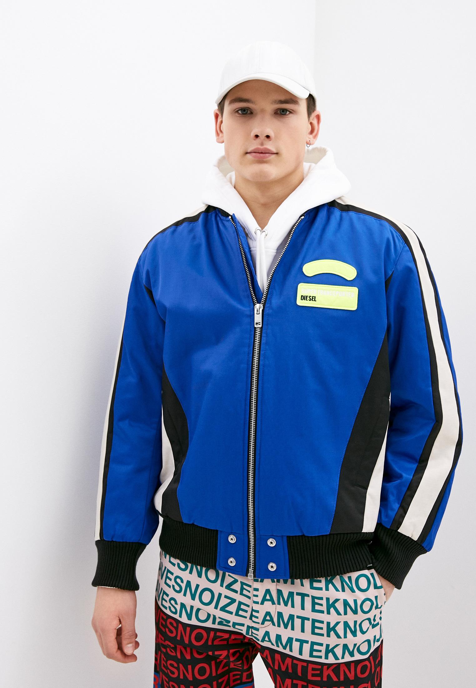 Мужская куртка Diesel (Дизель) 00SQD80AAUI