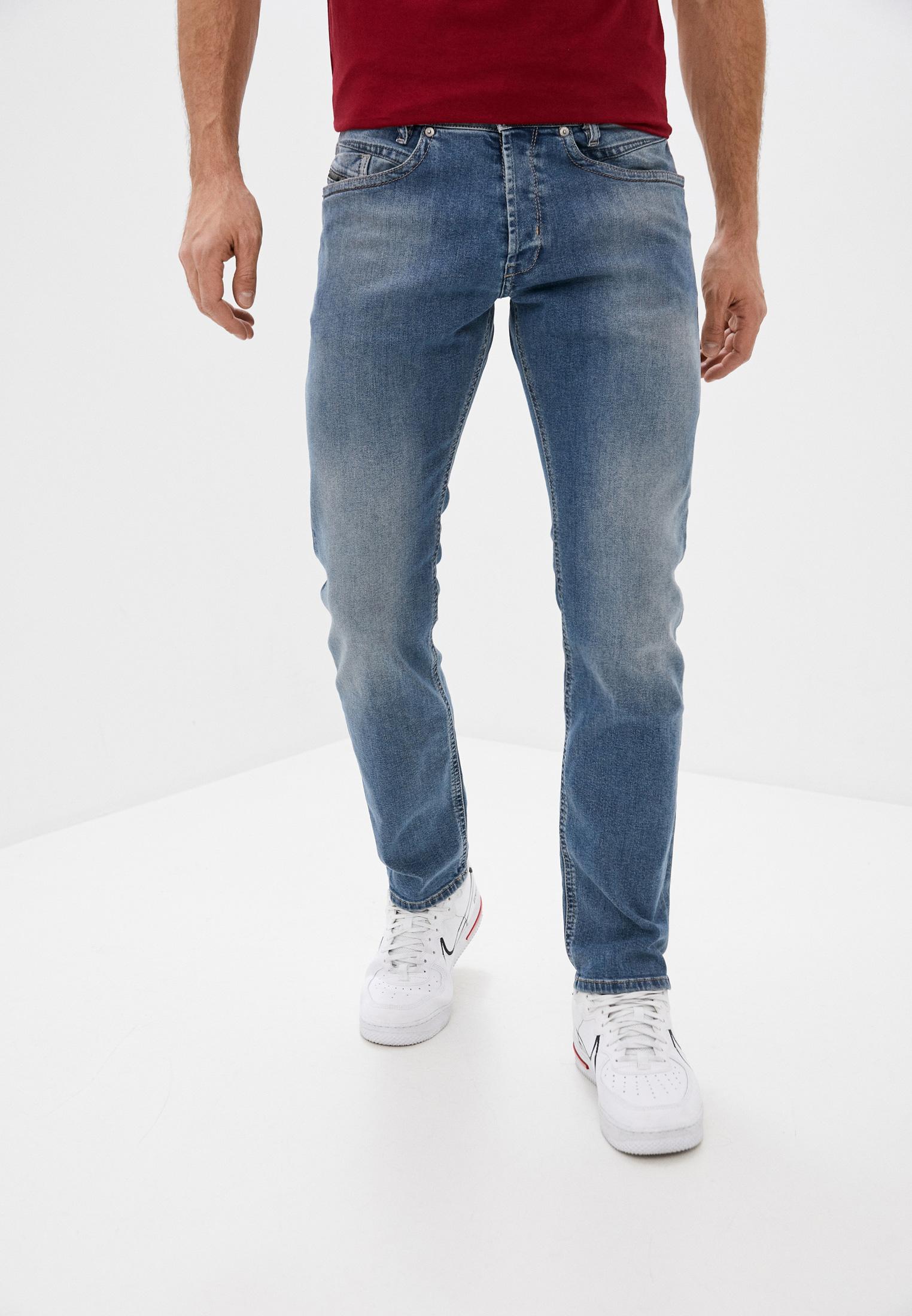 Мужские прямые джинсы Diesel (Дизель) 00SR61084RB