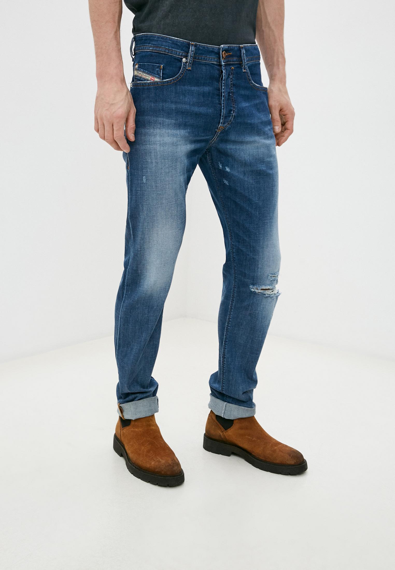 Мужские прямые джинсы Diesel (Дизель) 00SDHCR4TW8