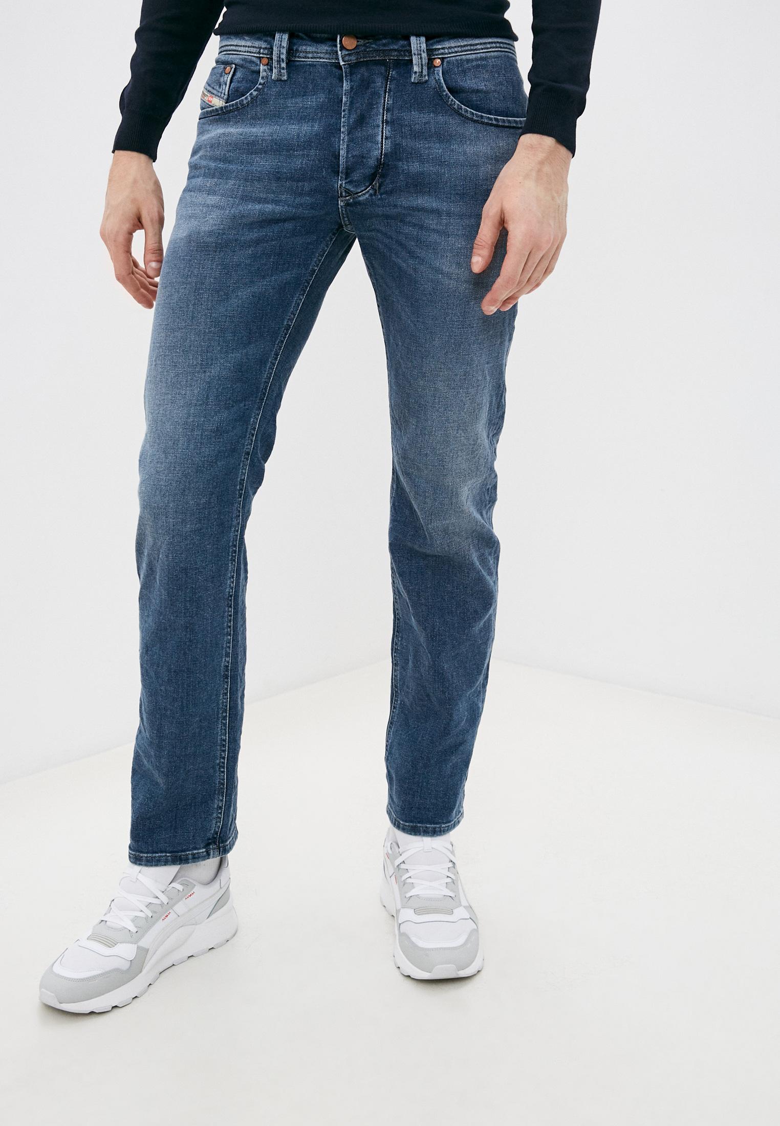 Мужские прямые джинсы Diesel (Дизель) 00C06Q084UH