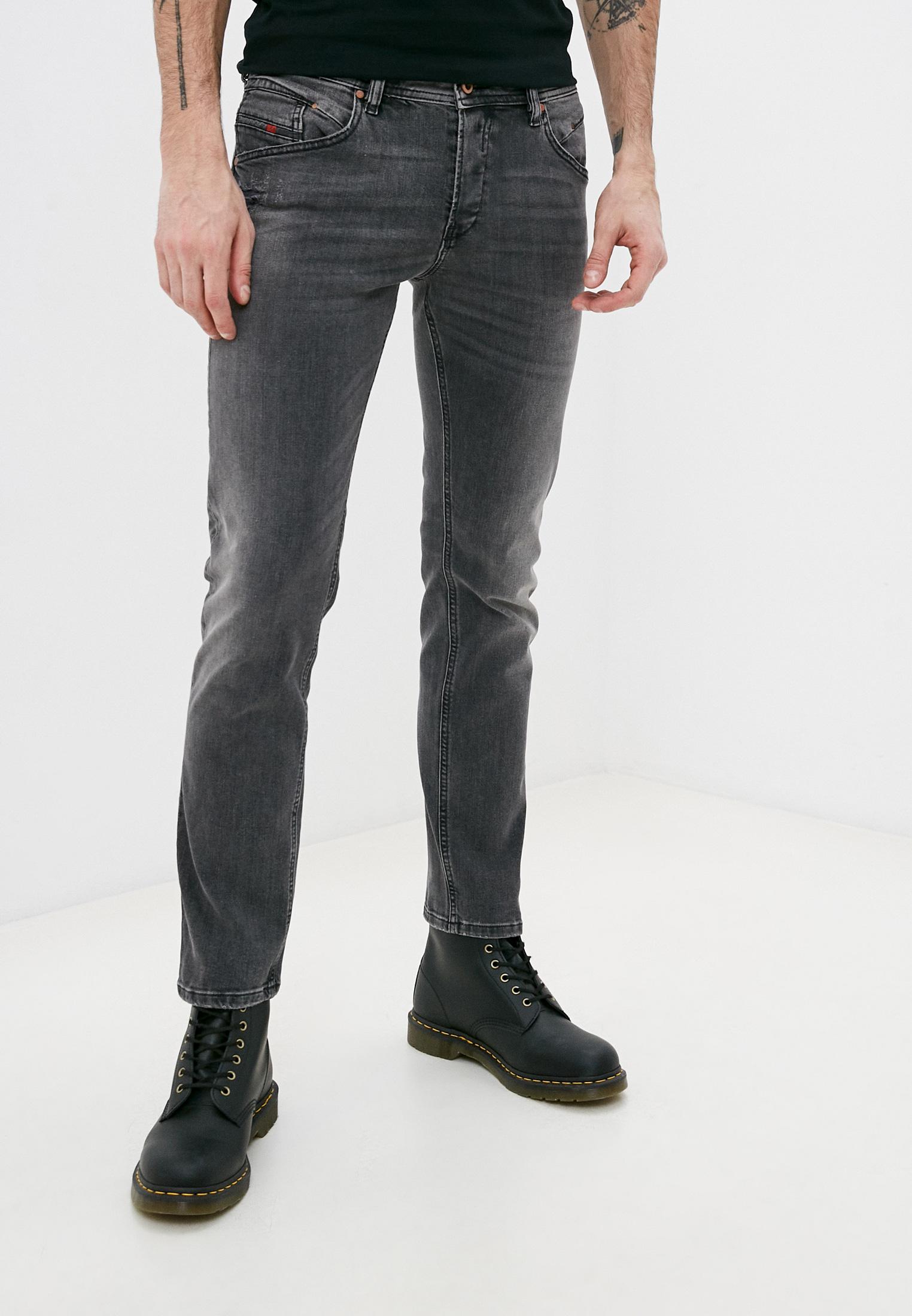 Мужские зауженные джинсы Diesel (Дизель) 00SWI1RB007