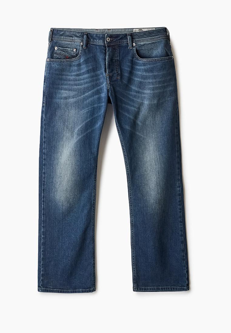 Мужские прямые джинсы Diesel (Дизель) 00ADS2084BU