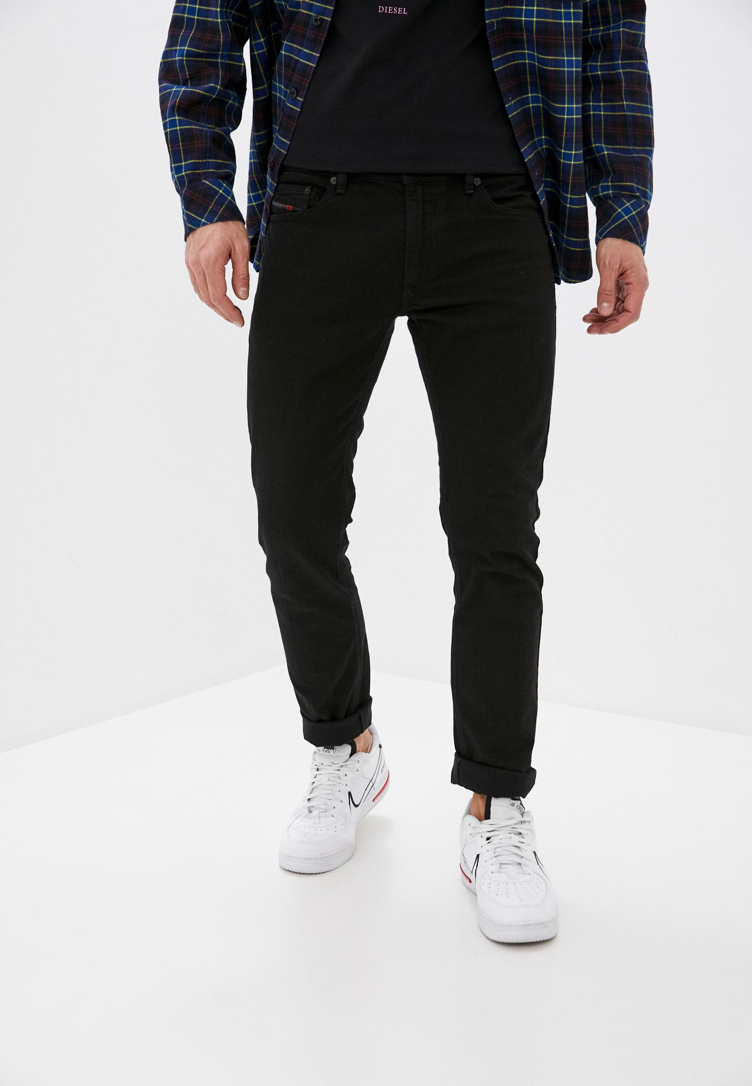 Мужские прямые джинсы Diesel (Дизель) 00S1DGR74E8