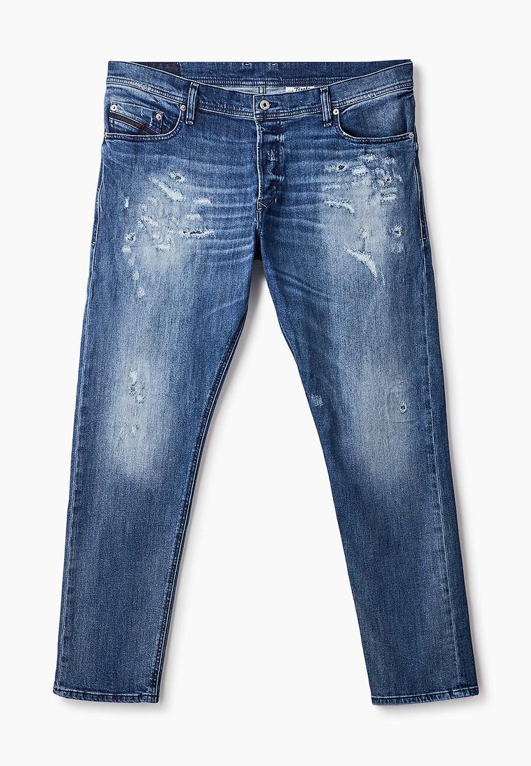 Мужские зауженные джинсы Diesel (Дизель) 00CKRICN002