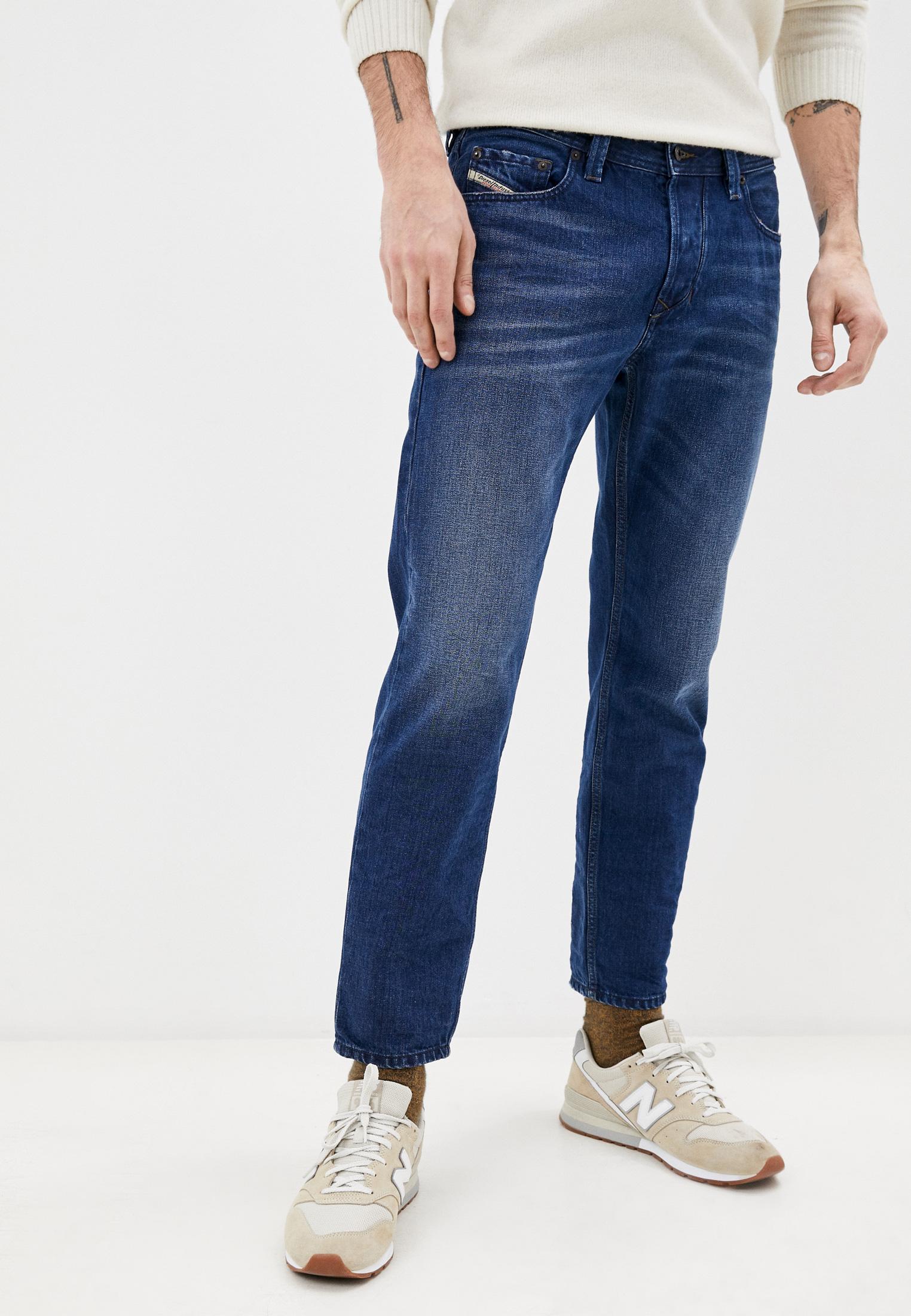 Мужские зауженные джинсы Diesel (Дизель) 00SU1WR3L48