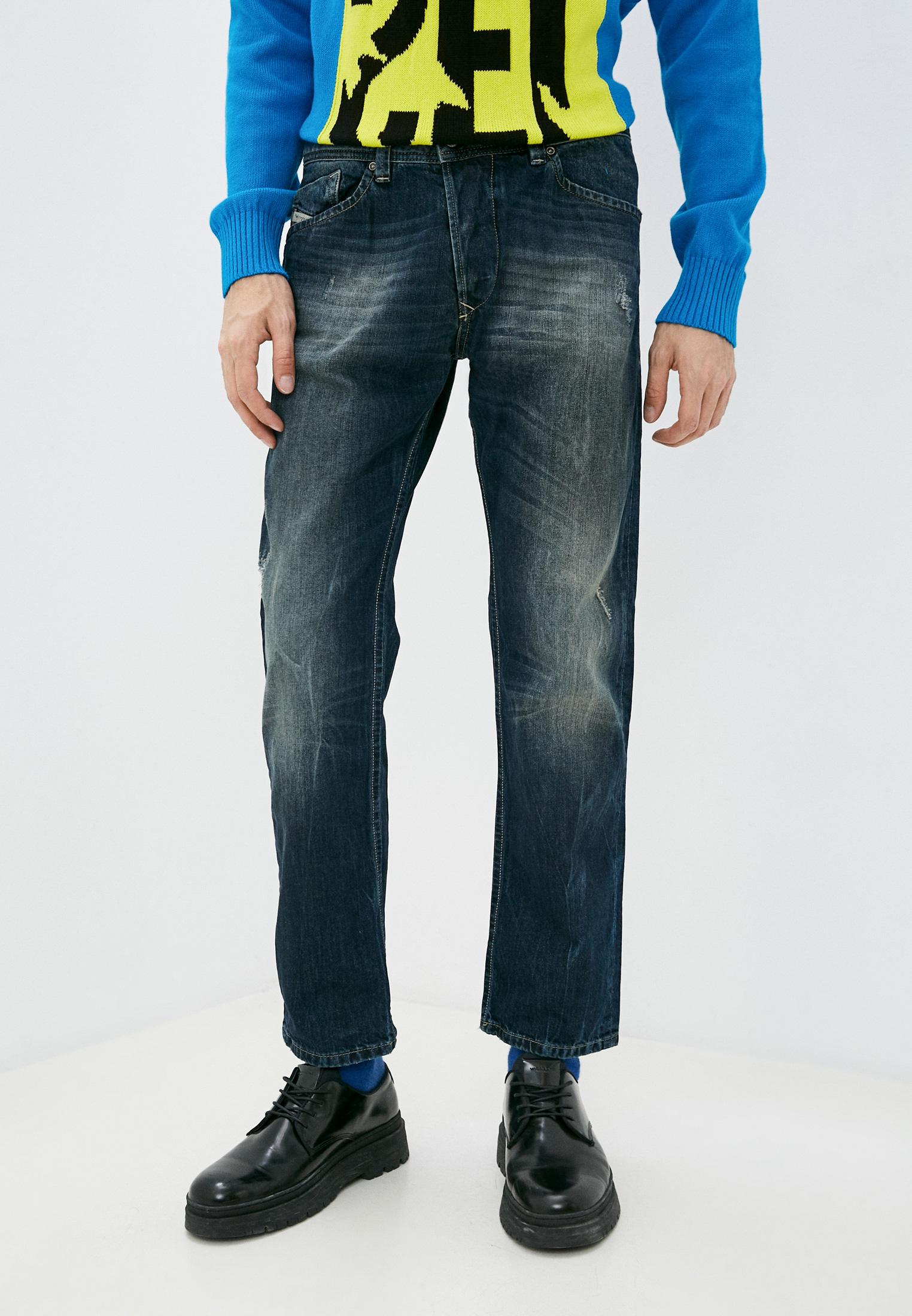 Мужские прямые джинсы Diesel (Дизель) 00SU1X081AS