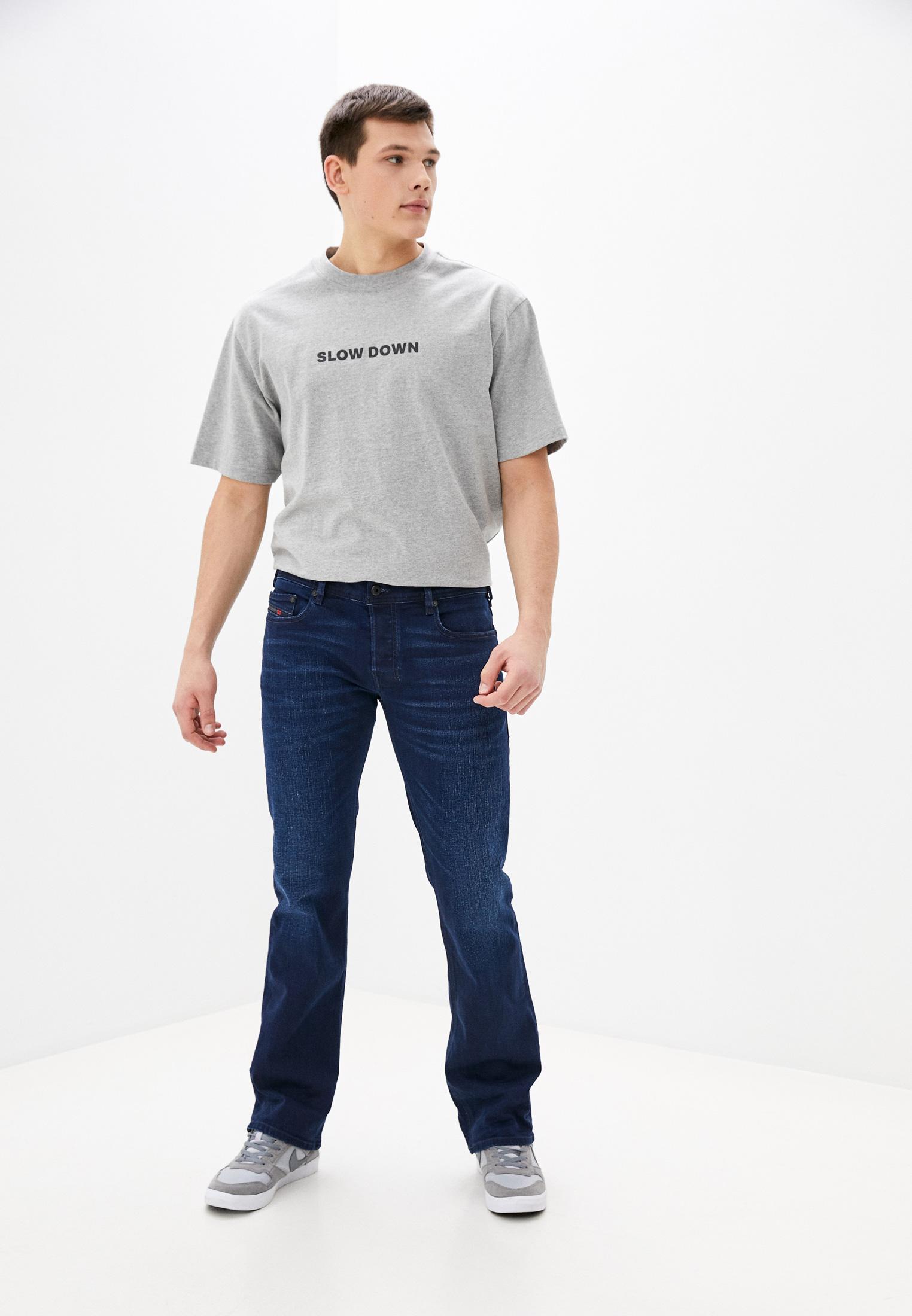 Мужские прямые джинсы Diesel (Дизель) 00SU1Y084ZC: изображение 2