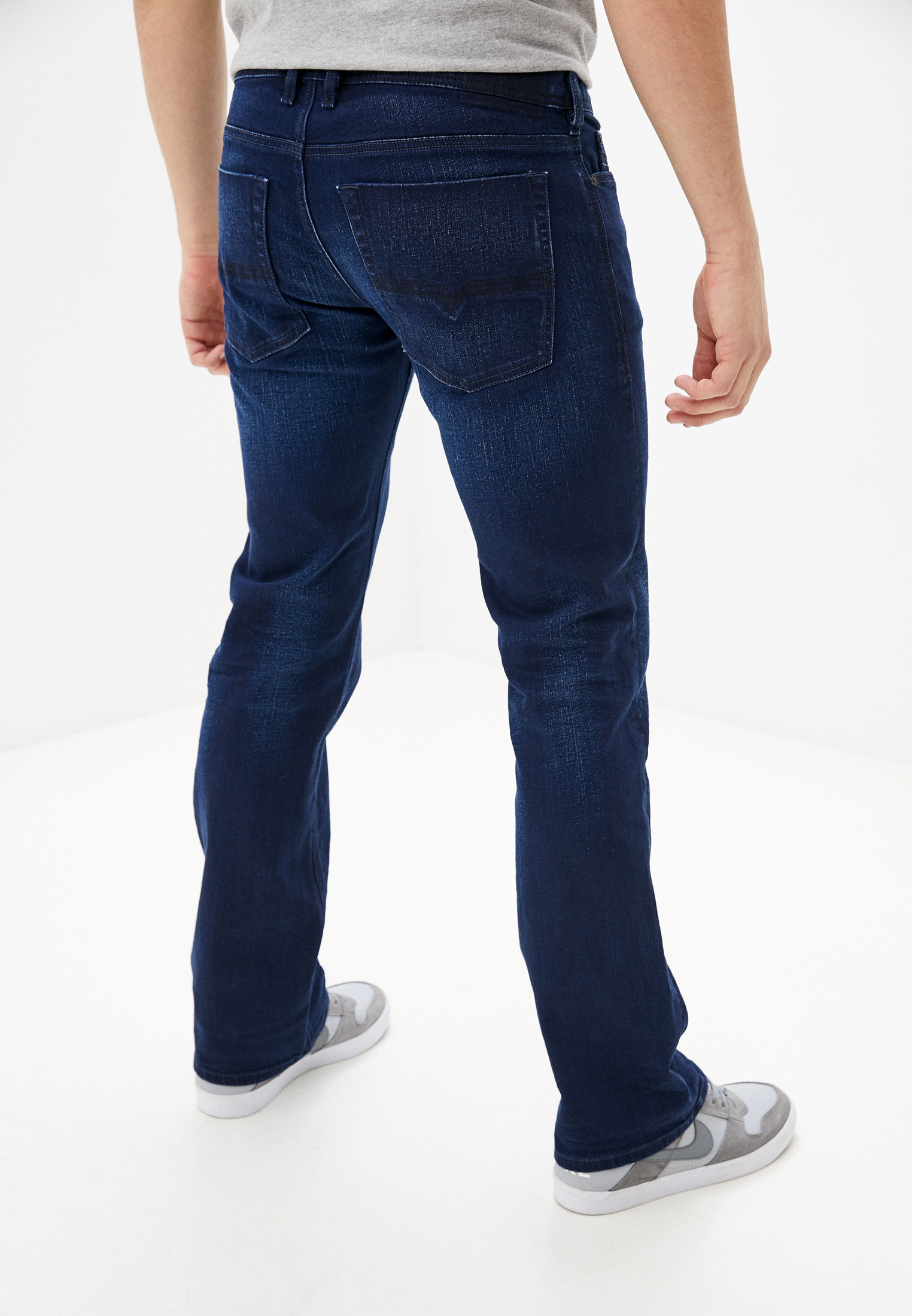 Мужские прямые джинсы Diesel (Дизель) 00SU1Y084ZC: изображение 3