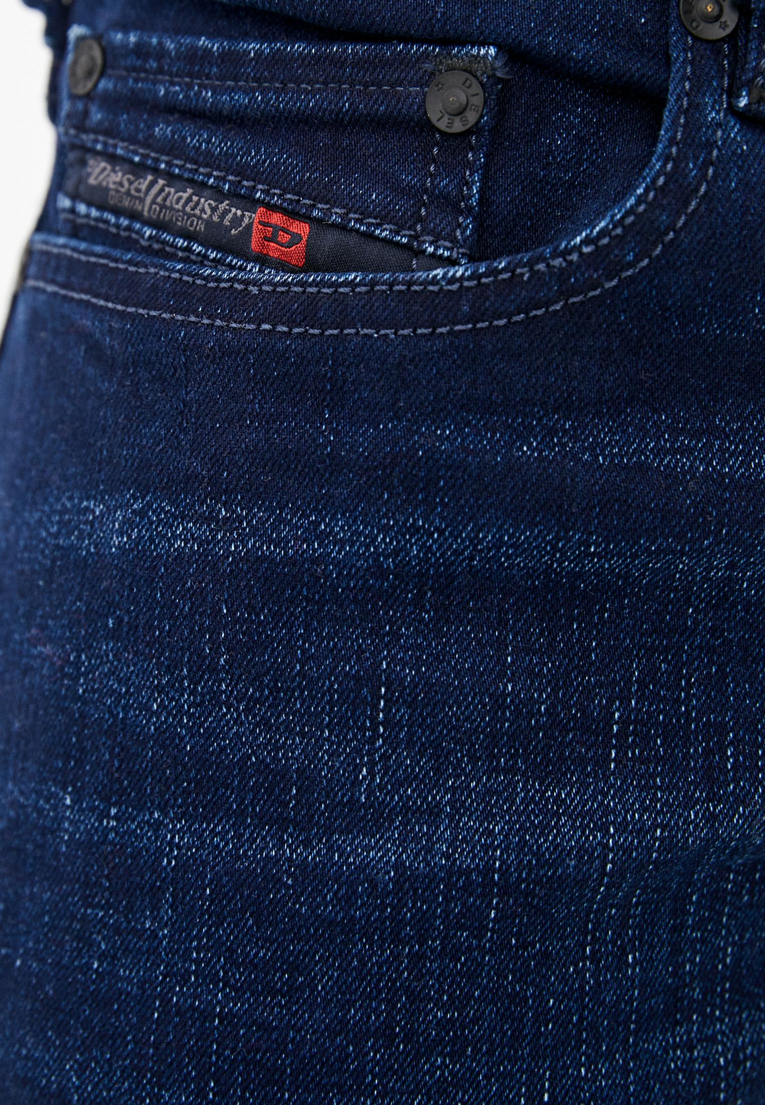 Мужские прямые джинсы Diesel (Дизель) 00SU1Y084ZC: изображение 4