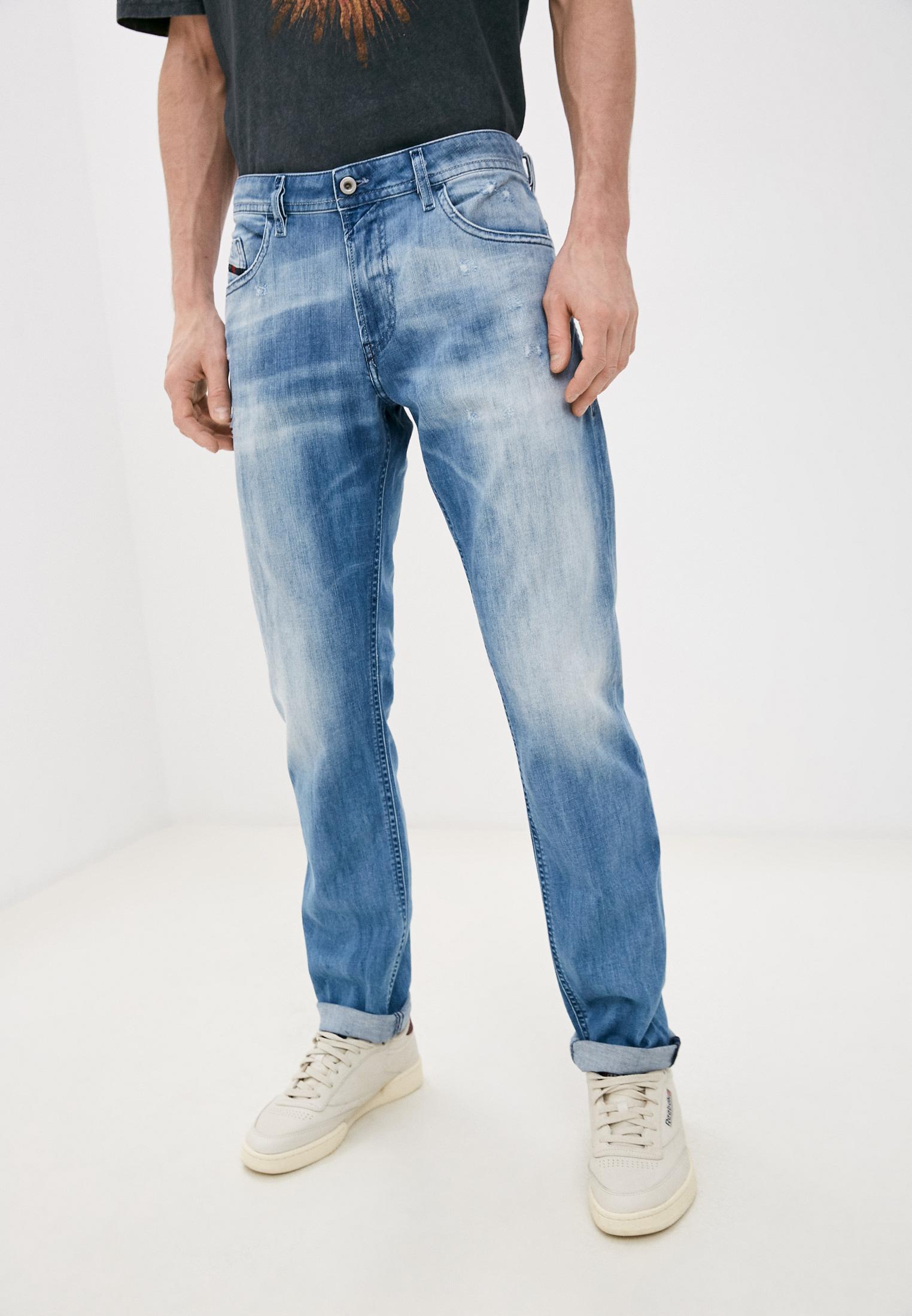 Мужские зауженные джинсы Diesel (Дизель) 00SYIDR0I27