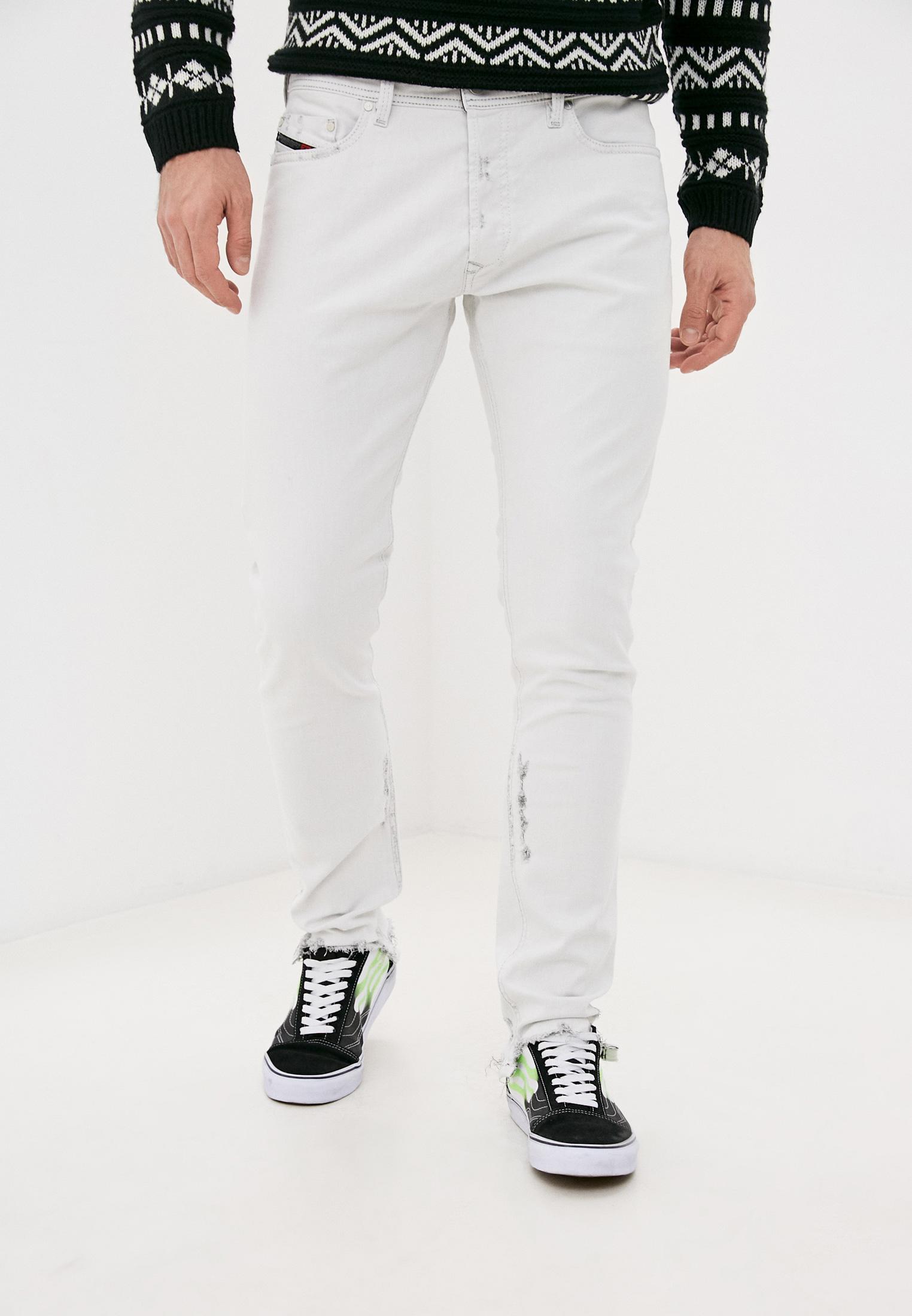 Мужские зауженные джинсы Diesel (Дизель) 00S3JY003W7