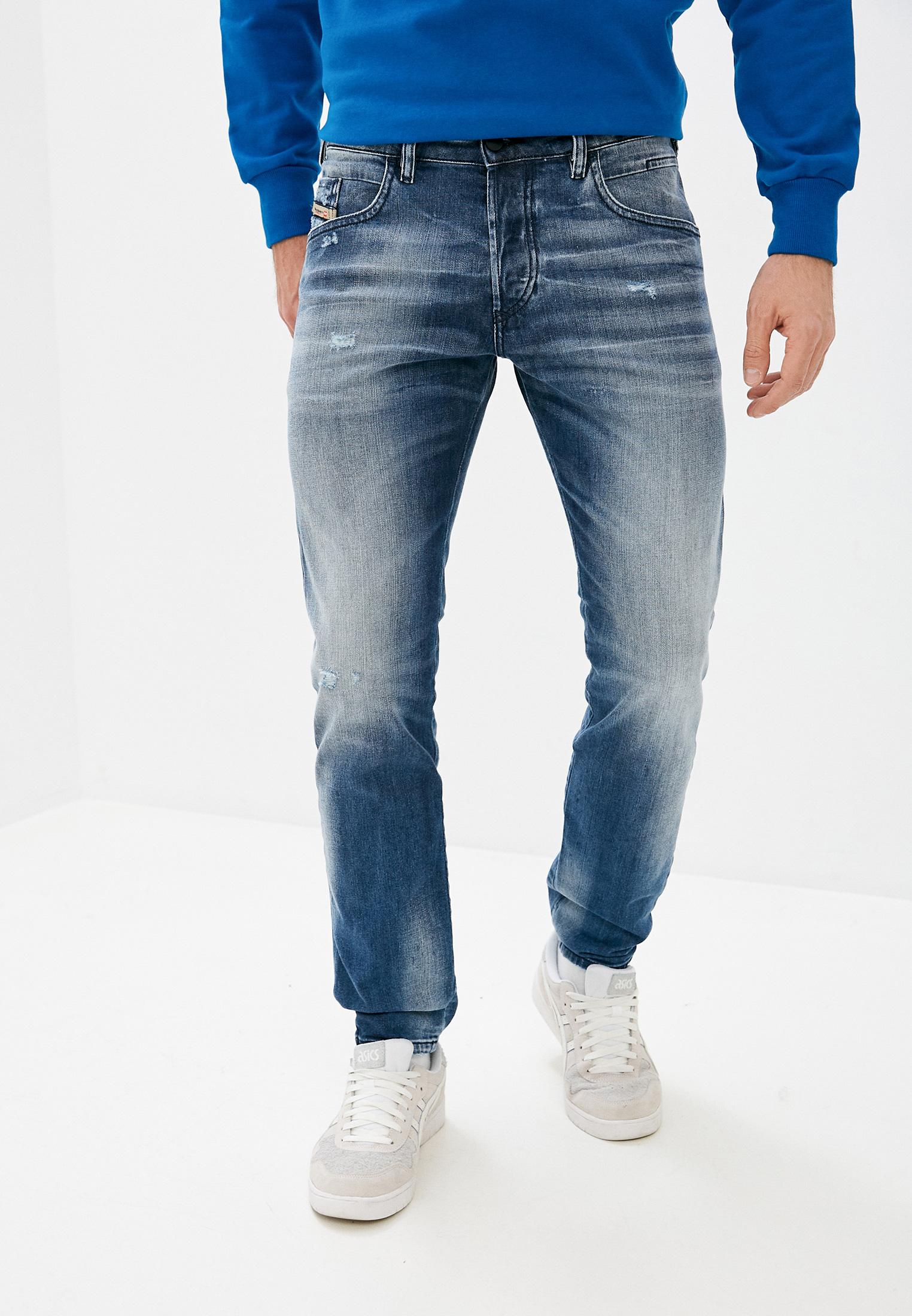 Мужские зауженные джинсы Diesel (Дизель) 00SPUI069GF